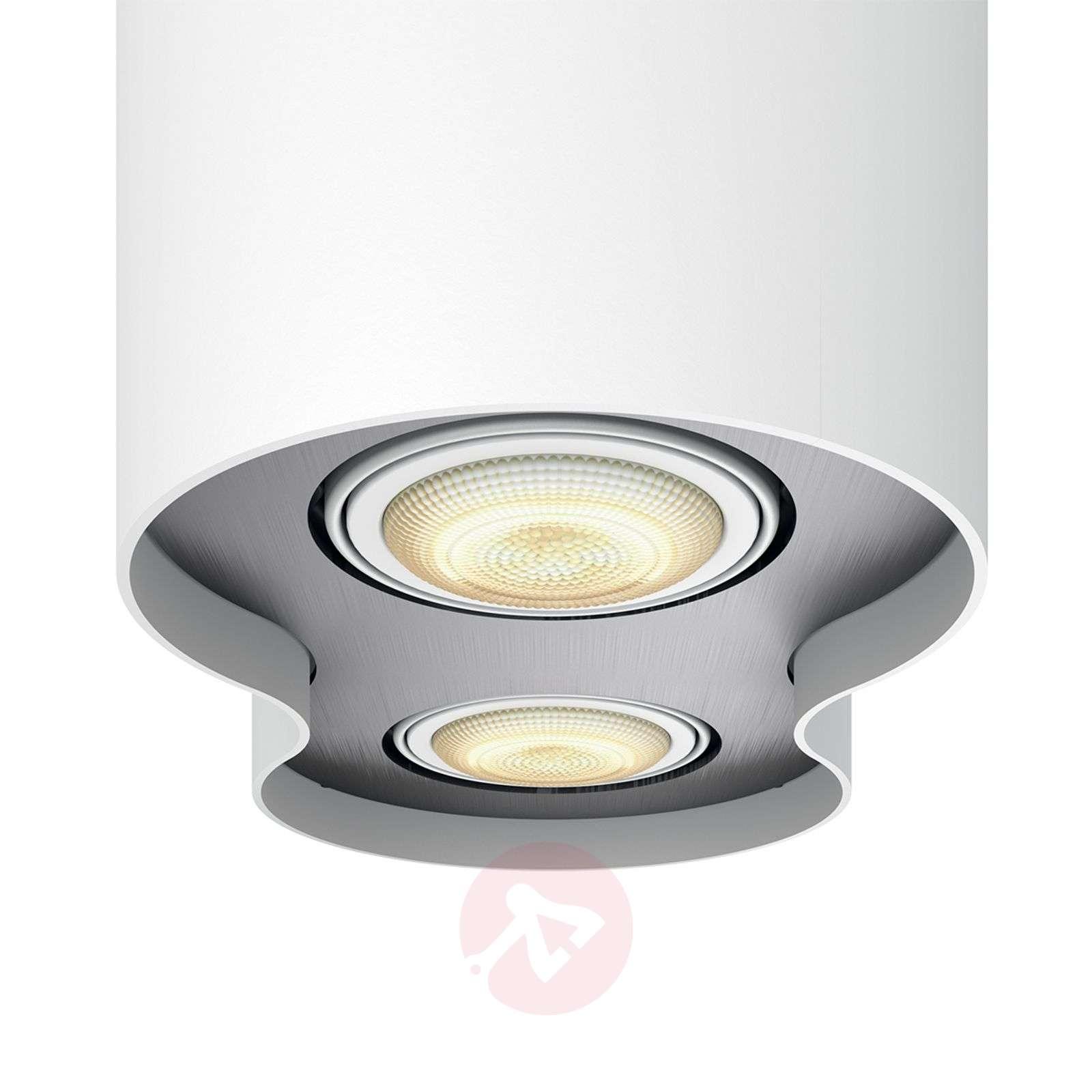 Philips Hue White Ambiance Pillar 2-lampp. valkoin-7531883-01