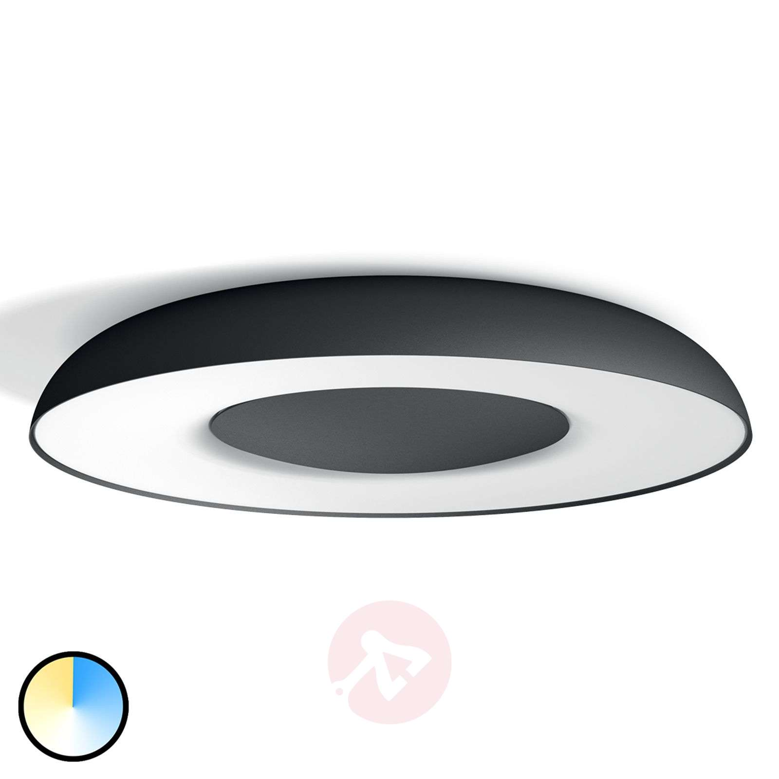 Philips Hue White Ambiance Still, musta-7531868-01