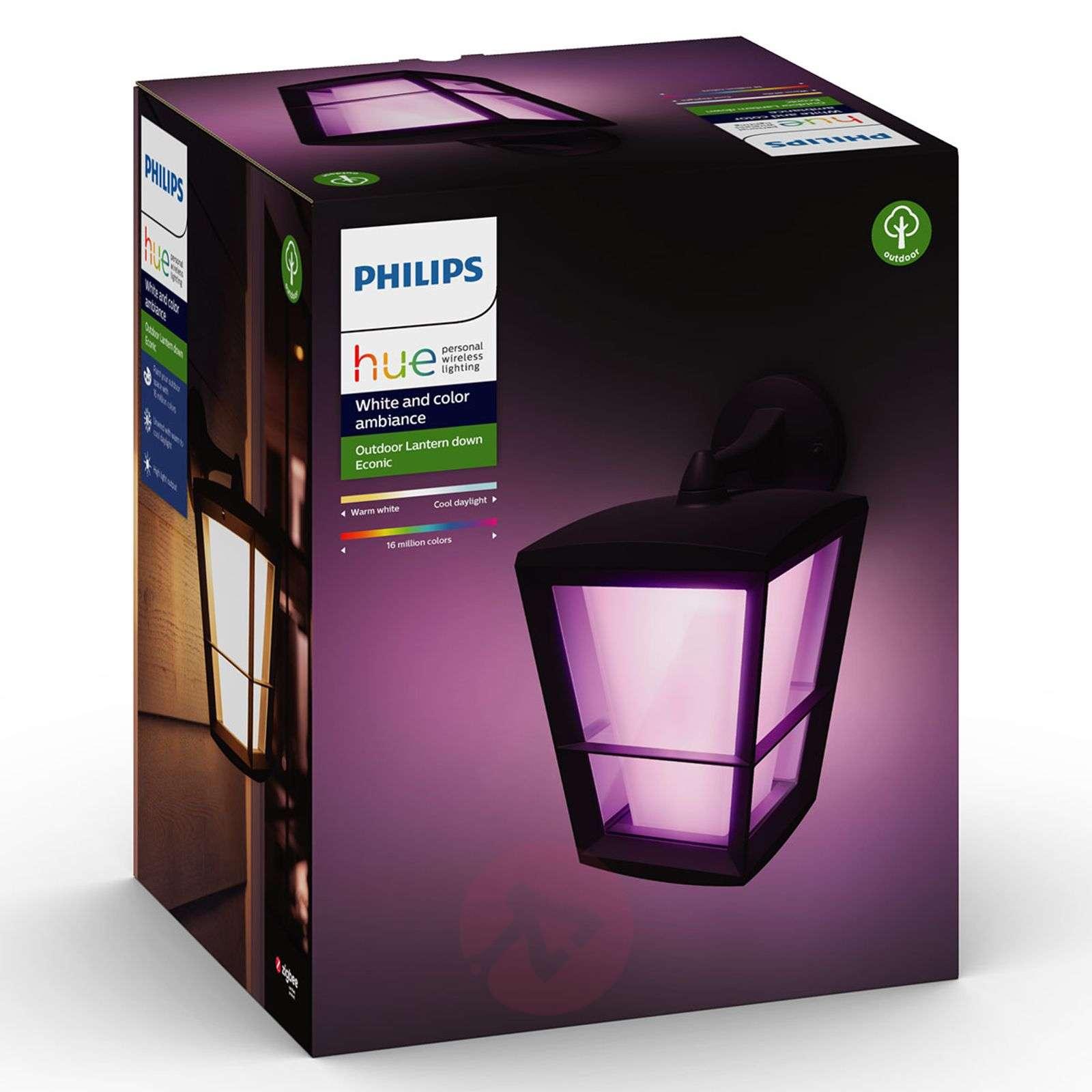 Philips Hue White+Color Econic seinävalaisin, ala-7534118-02