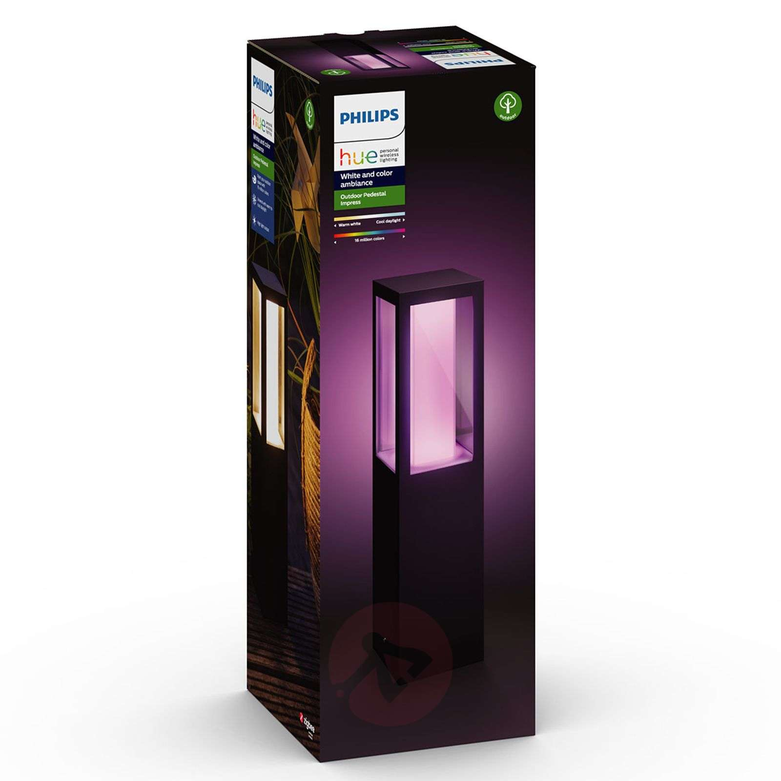Philips Hue White+Color Impress LED-pollarivalo-7534110-02