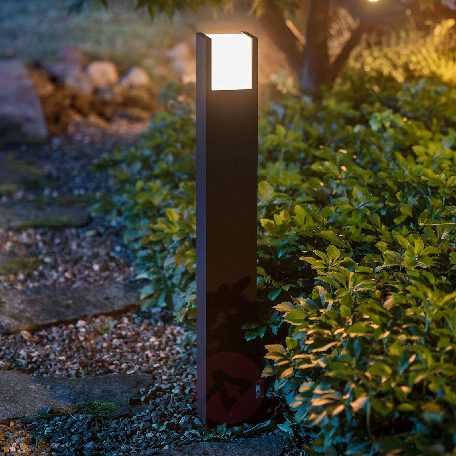 Philips Hue White Fuzo LED-pylväsvalaisin-7534107-02