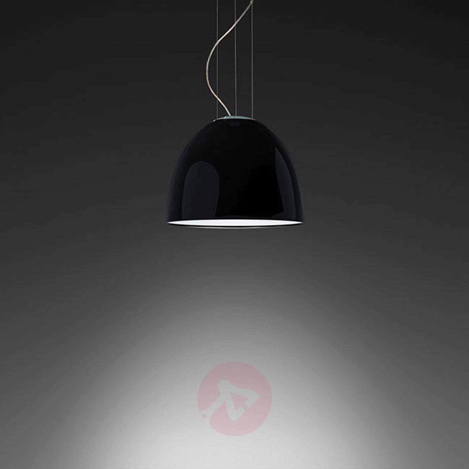 Pieni LED-design-riippuvalaisin Nur Gloss Mini-1060066-01