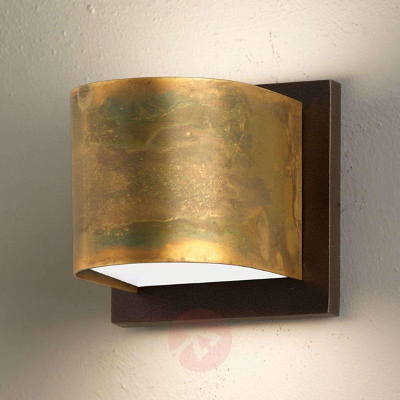 Pieni Lola-seinävalaisin lämpimissä väreissä-4011759-02