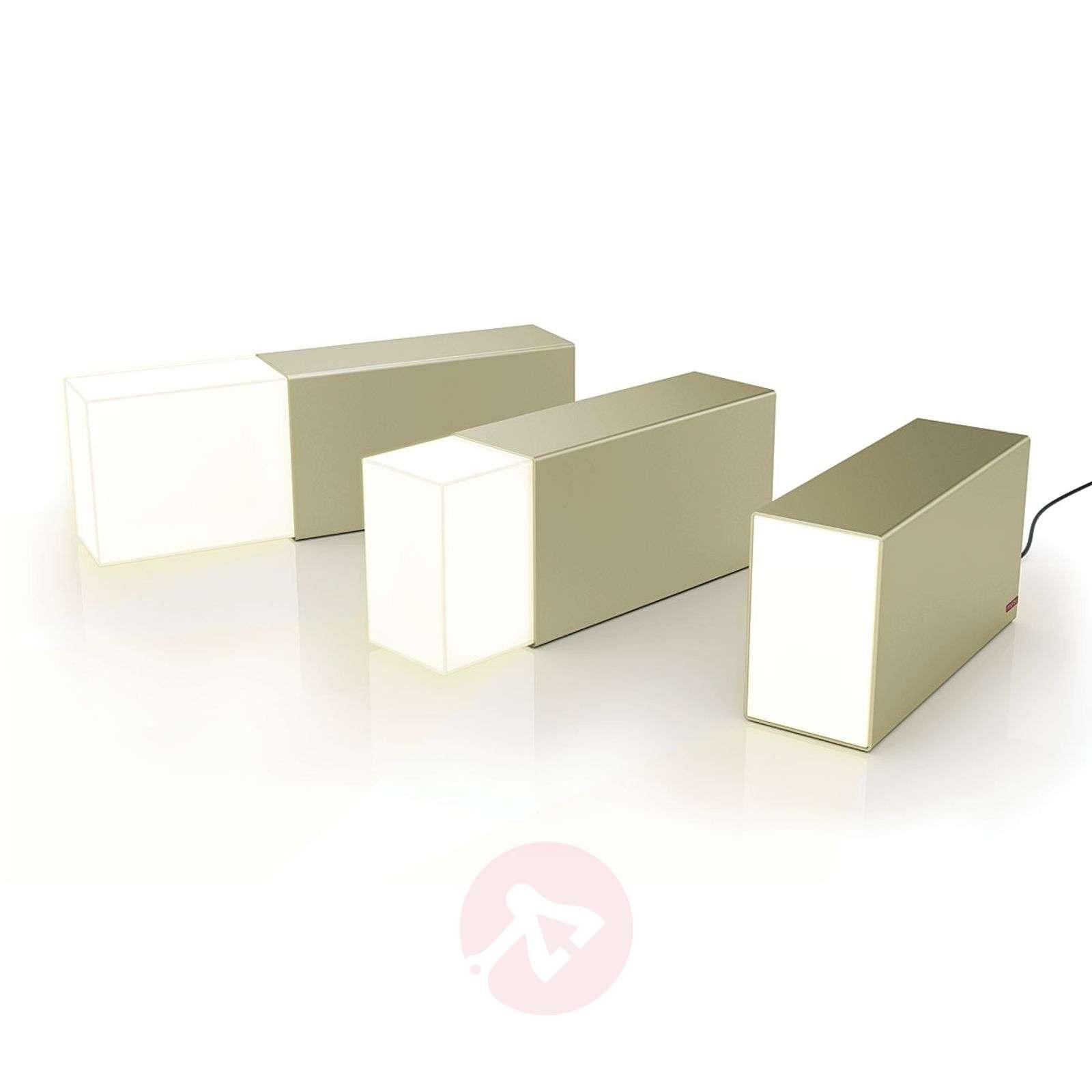 Pieni pöytävalaisin Eraser 260-6537005X-01
