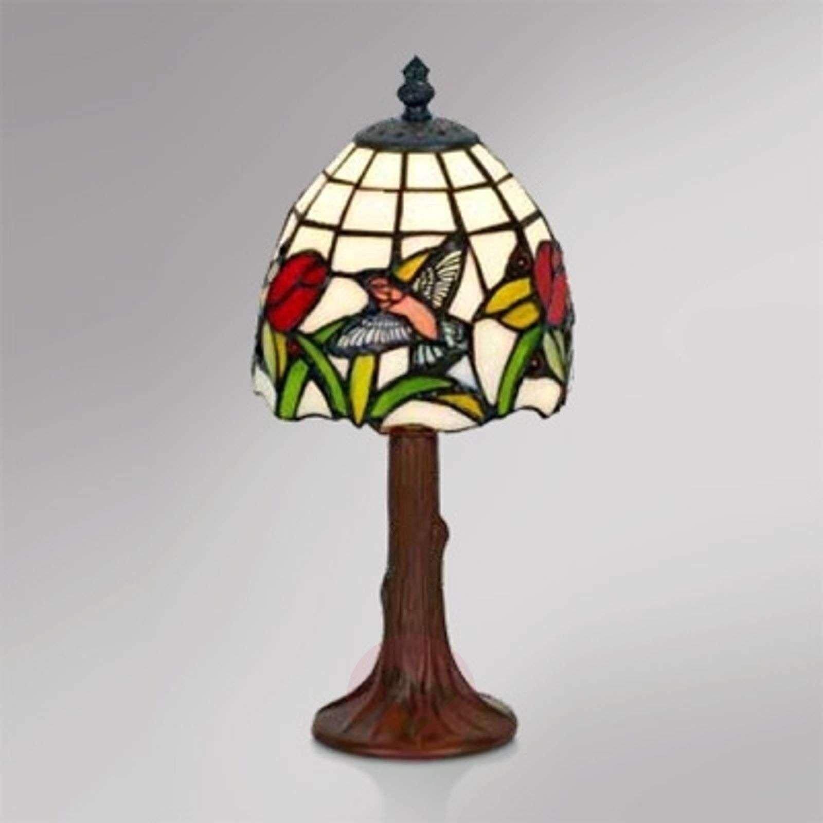 Pieni Tiffany-tyylinen Lesly-pöytävalaisin-1032265-01