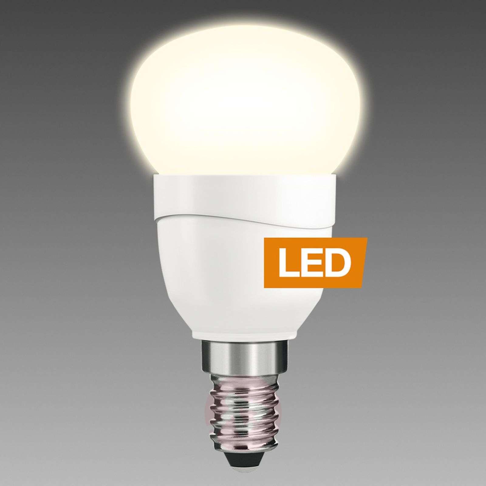 Pisaranmallinen LED-lamppu E14 5W 927, himmennet.-6037081-01