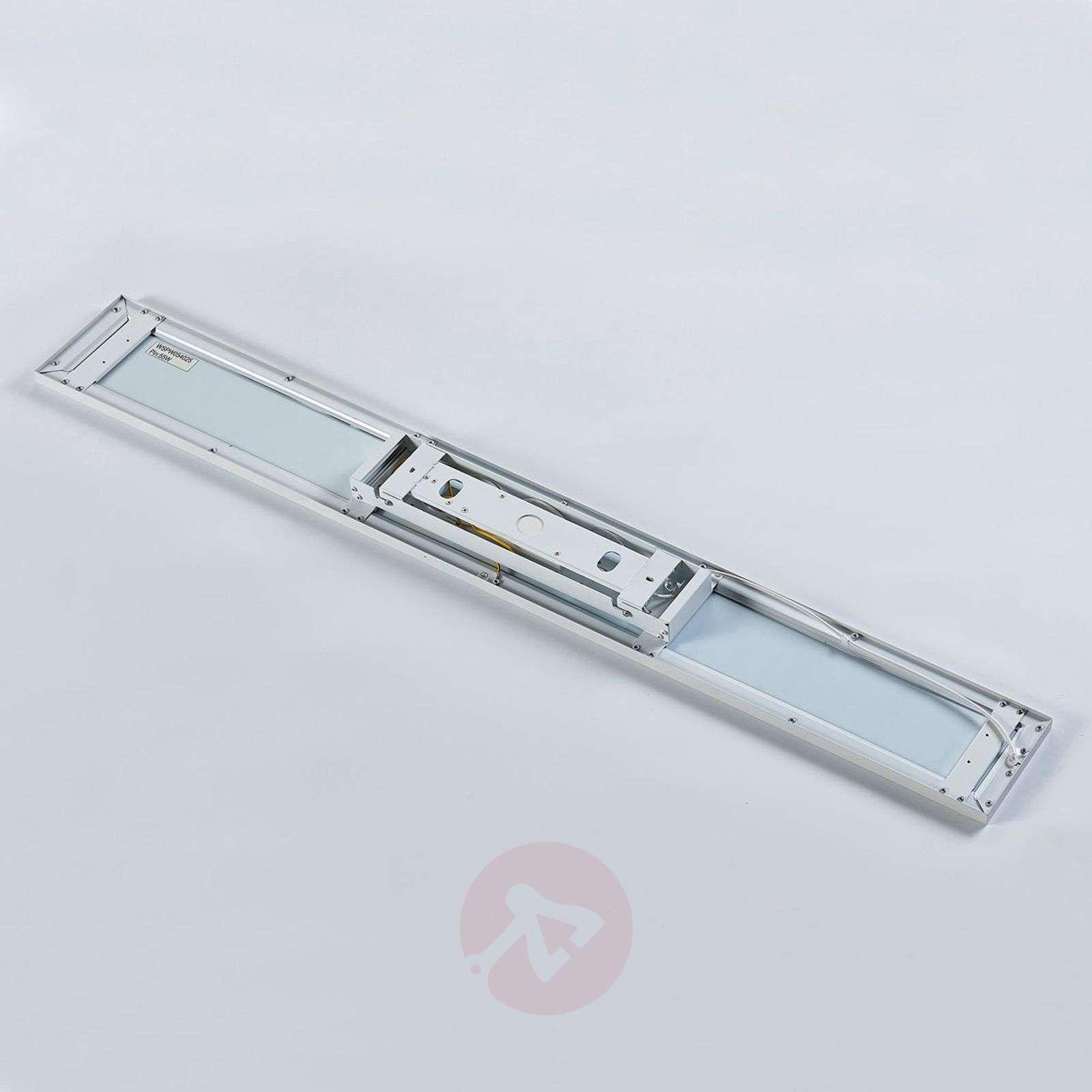 Pitkänomainen LED-kattovalaisin Enora, 40W-9621219-02