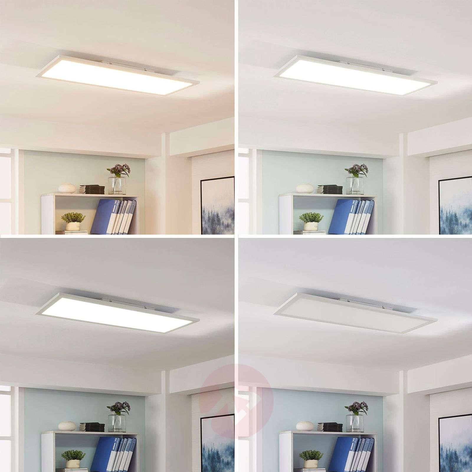 Pitkänomainen LED-paneeli Lysander-9621556-01