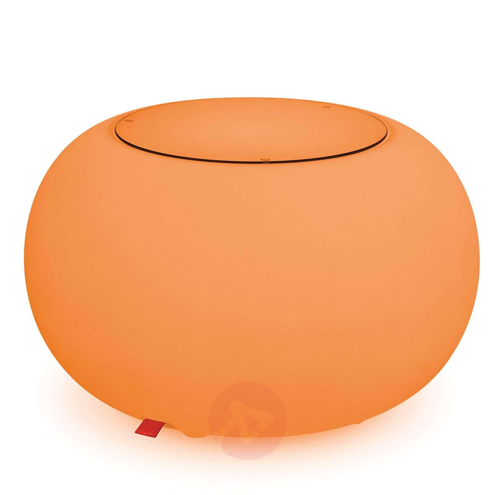 Pöytä Bubble Indoor LED RGB + lasilevy-6537052-01