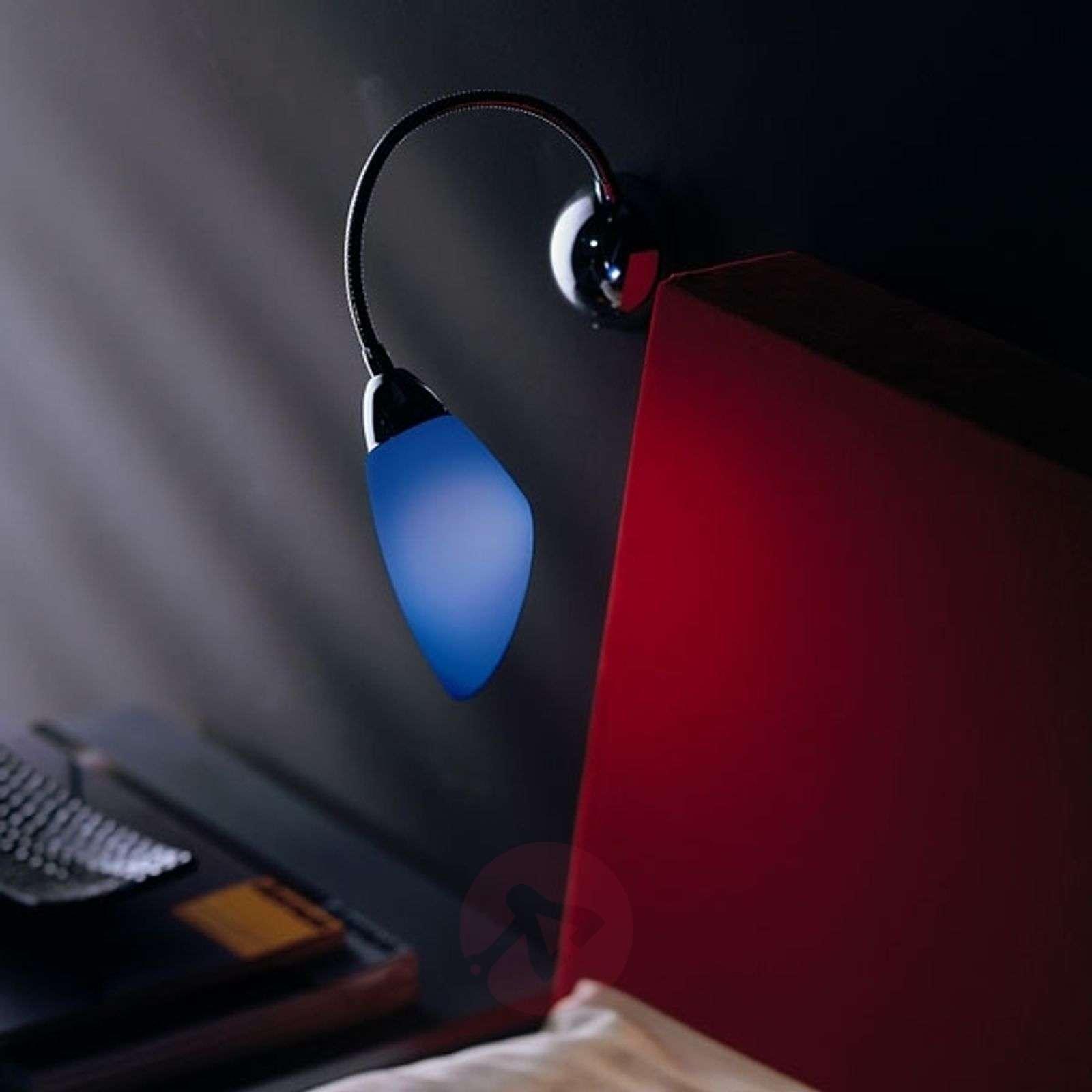 Poli Po-design-seinävalaisin, 1-lamppuinen-2502240-01