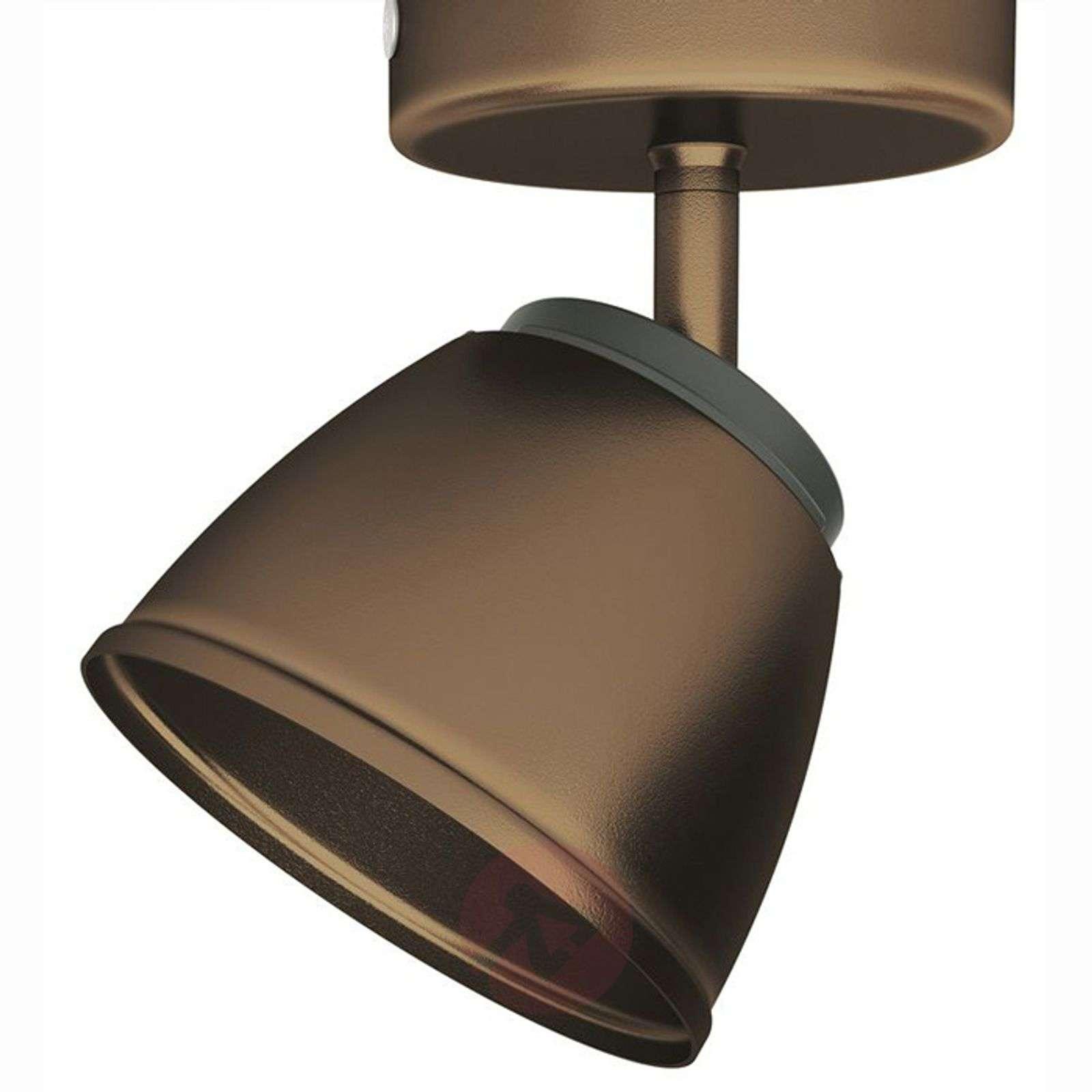 Pronssinvärinen County-LED-spotti-7531731-01