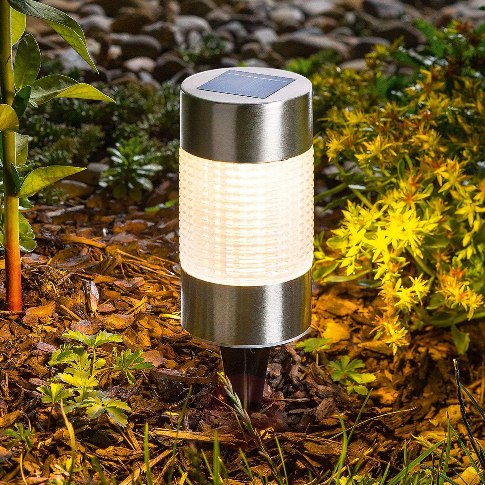 Puc Light-maapiikkivalaisin aurinkokennolla LED-3012229-01