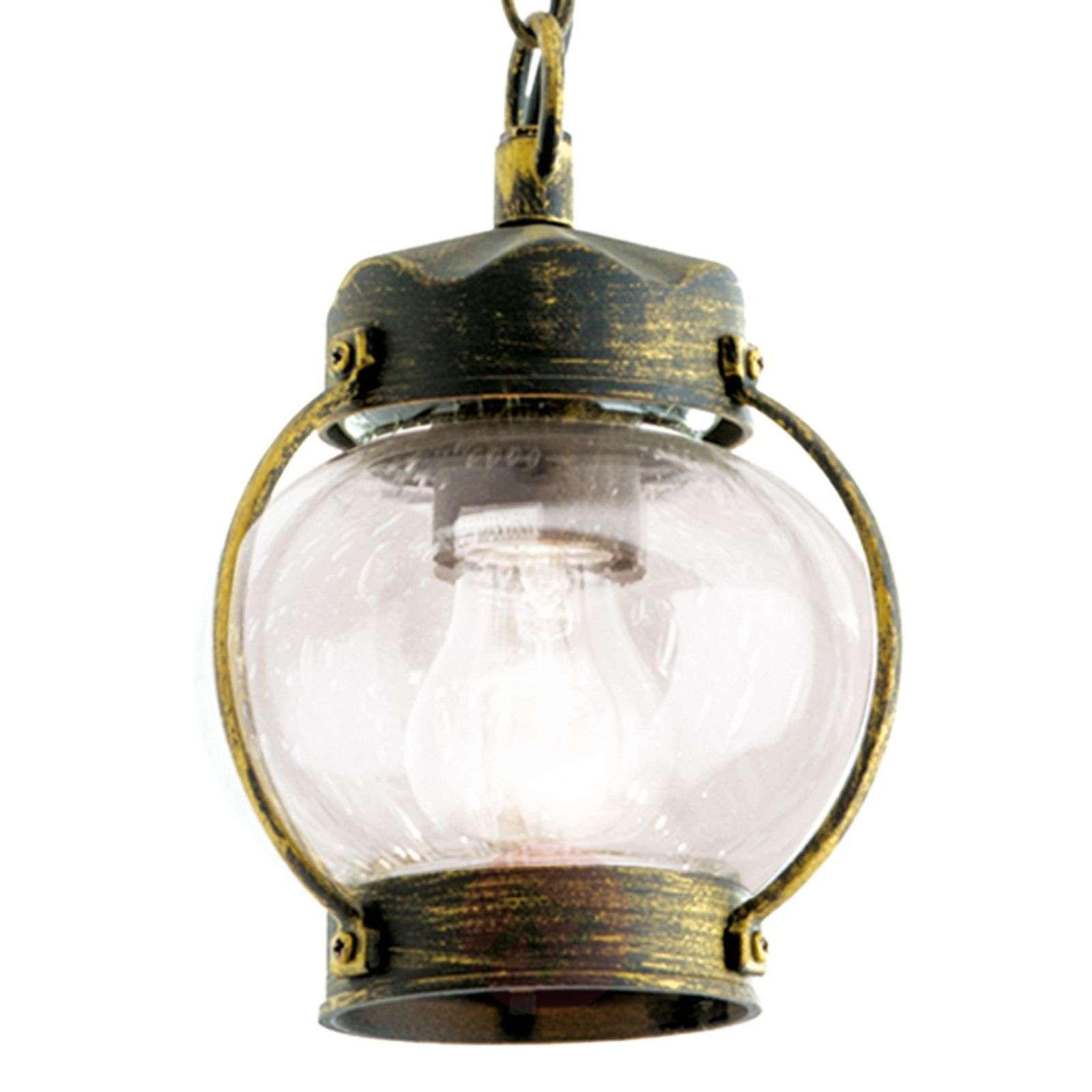 Puhallettua lasia – Margerite-riippuvalo ulkokäyt.-7255095-01