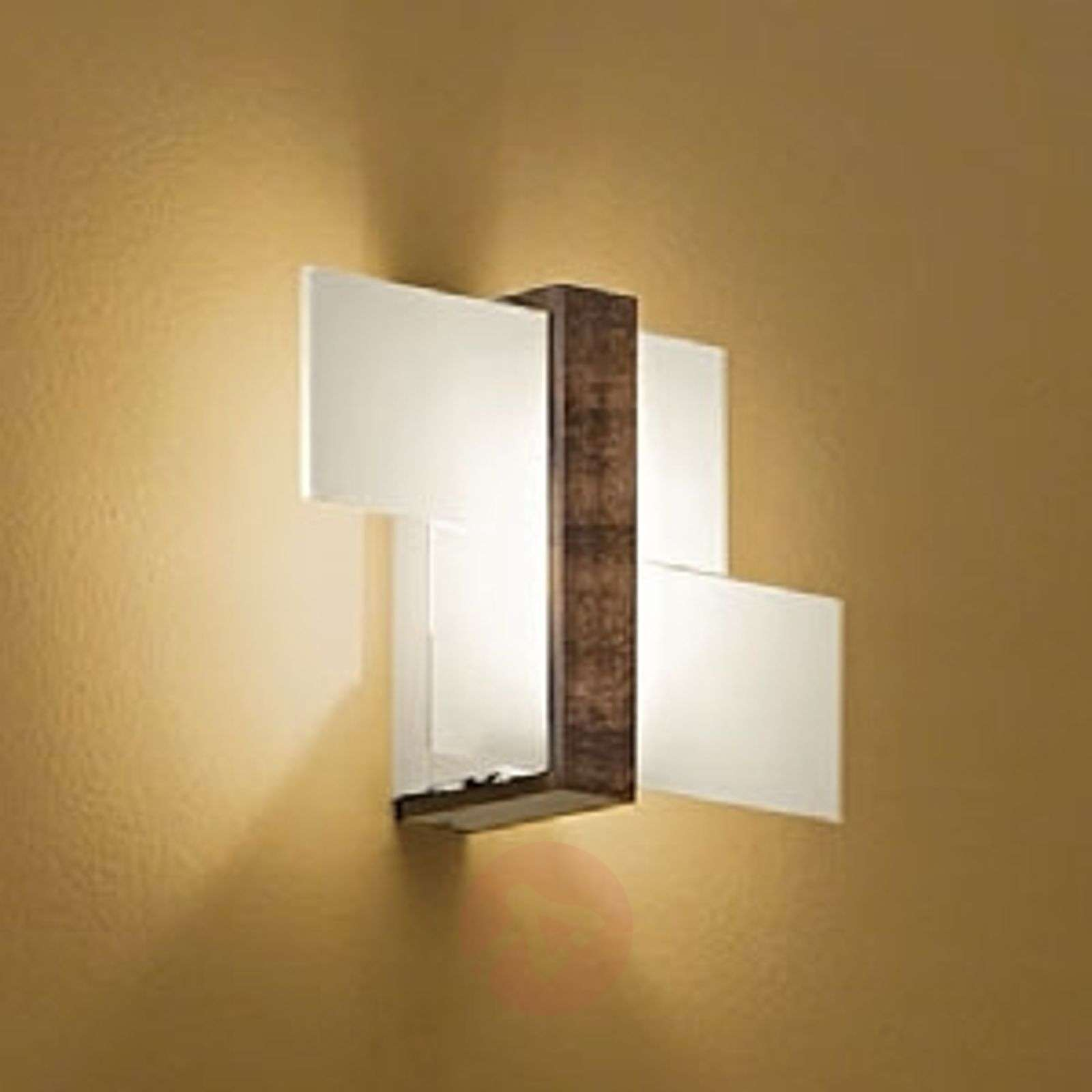 puinen Triad-seinävalaisin 35 cm-6043235-01