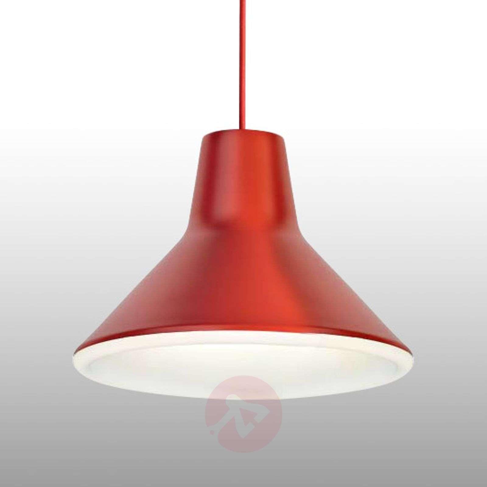 Punainen Archetype-design-riippuvalaisin, LED-6030027-01