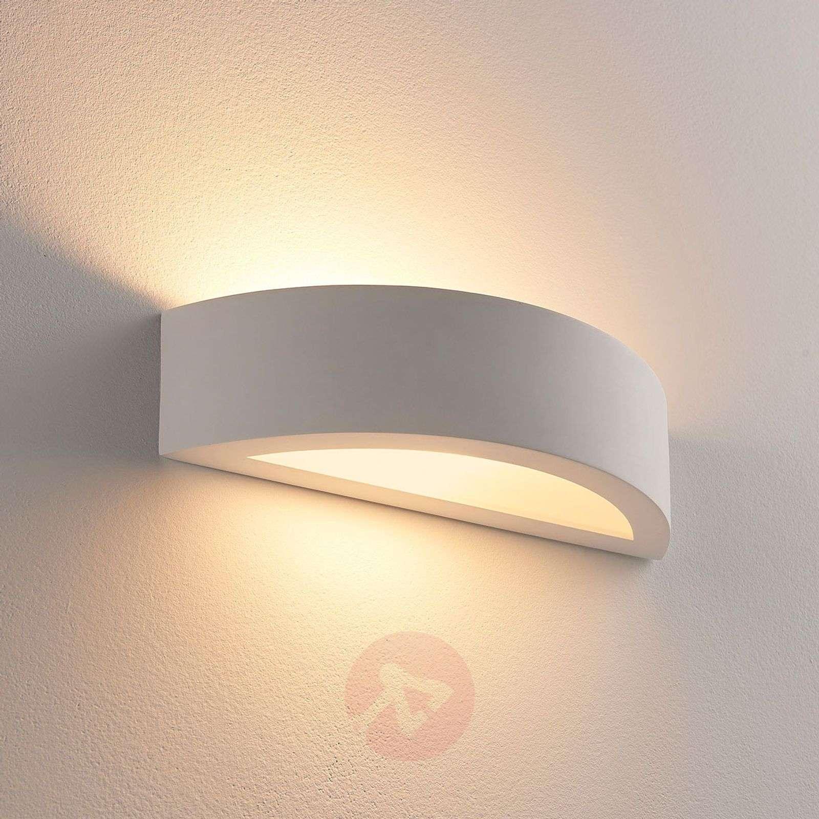 Puolipyöreä kipsiseinävalaisin Aurel, Easydim-LED-9621321-01