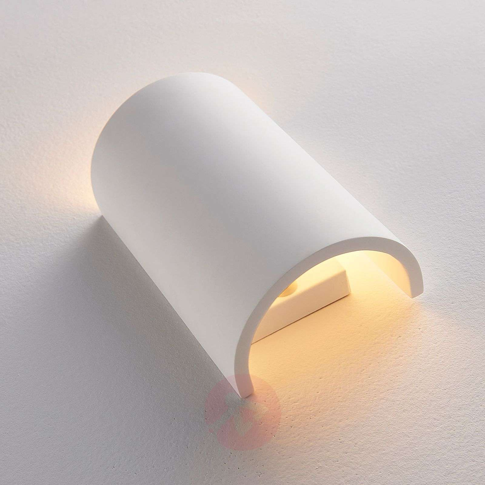 Puolipyöreä LED-kipsiseinävalaisin Colja-9621341-02