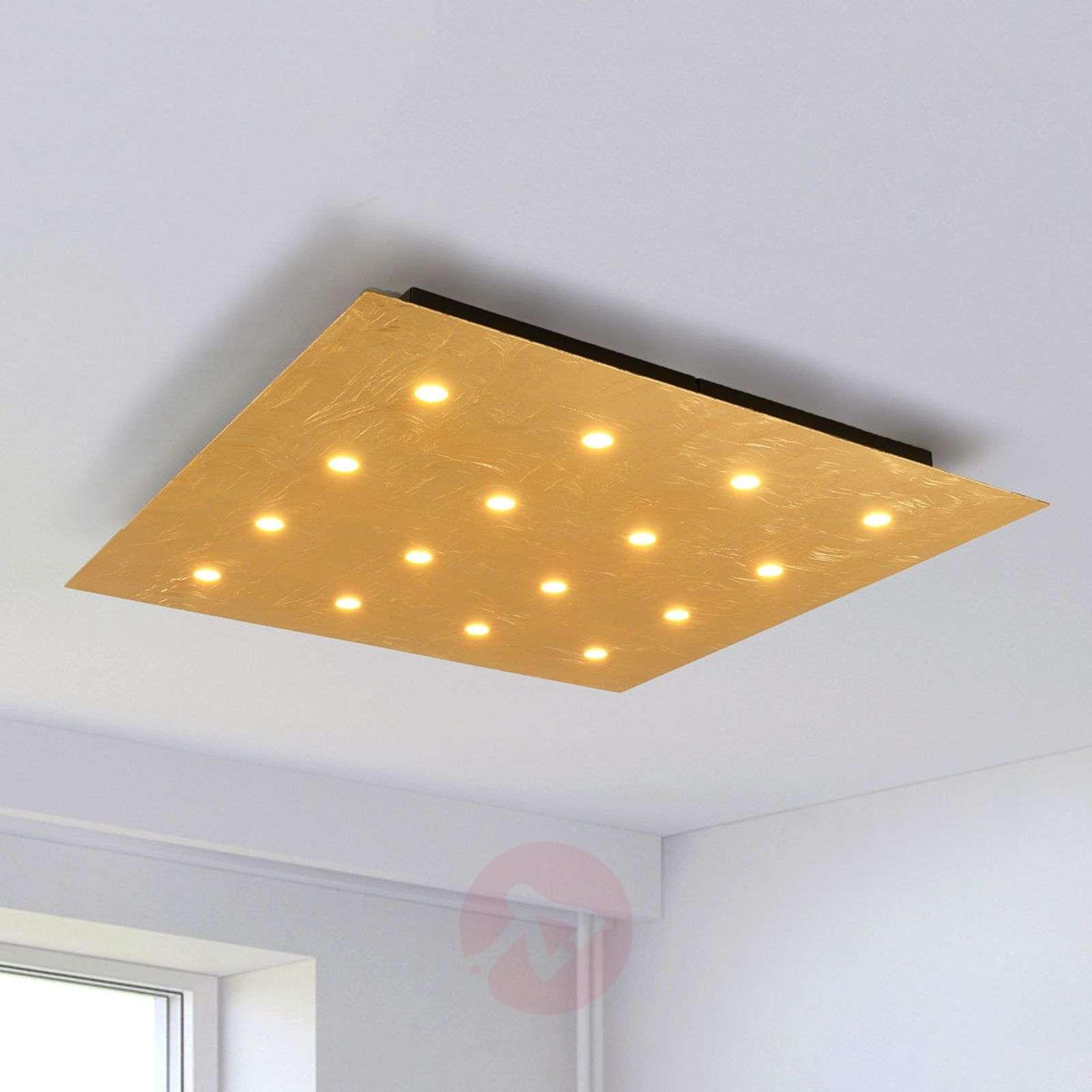 Puristinen LED-kattovalaisin Juri valm. Saksassa-6722335-01