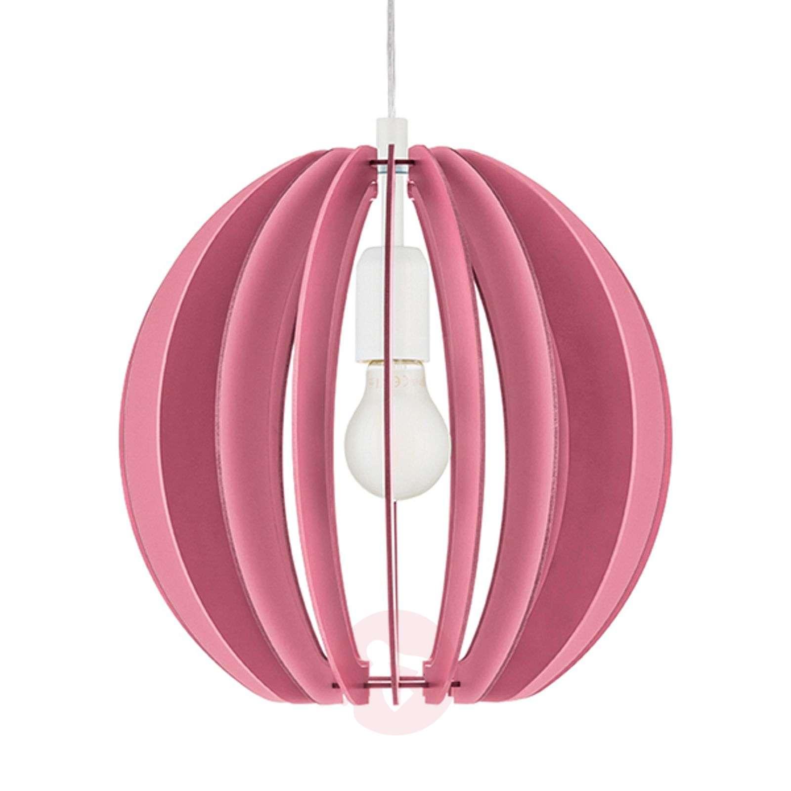 Puulamelliriippuvalaisin Fabella, pinkki-3031977-01