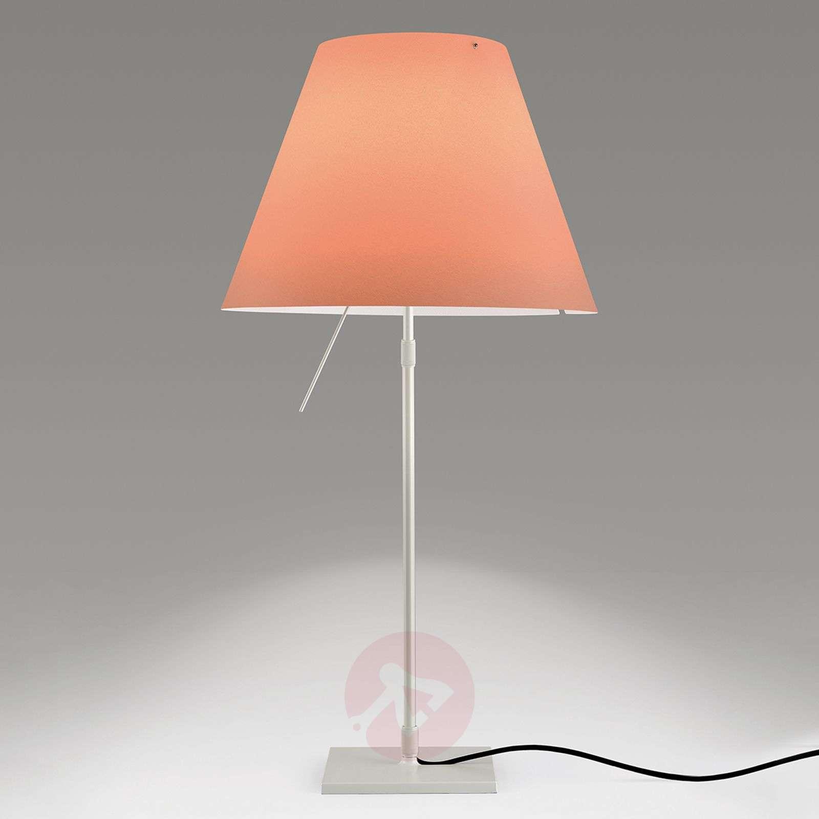 Puuterinvärinen LED-pöytävalaisin Costanza-6030163-01