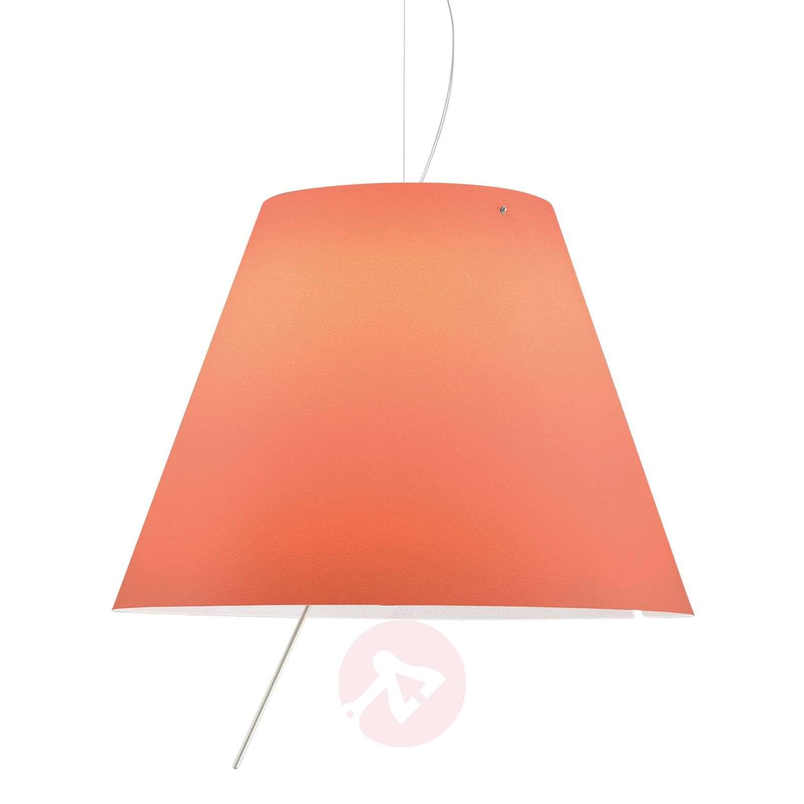 Puuterinvärinen LED-riippuvalaisin Costanza-6030157-01