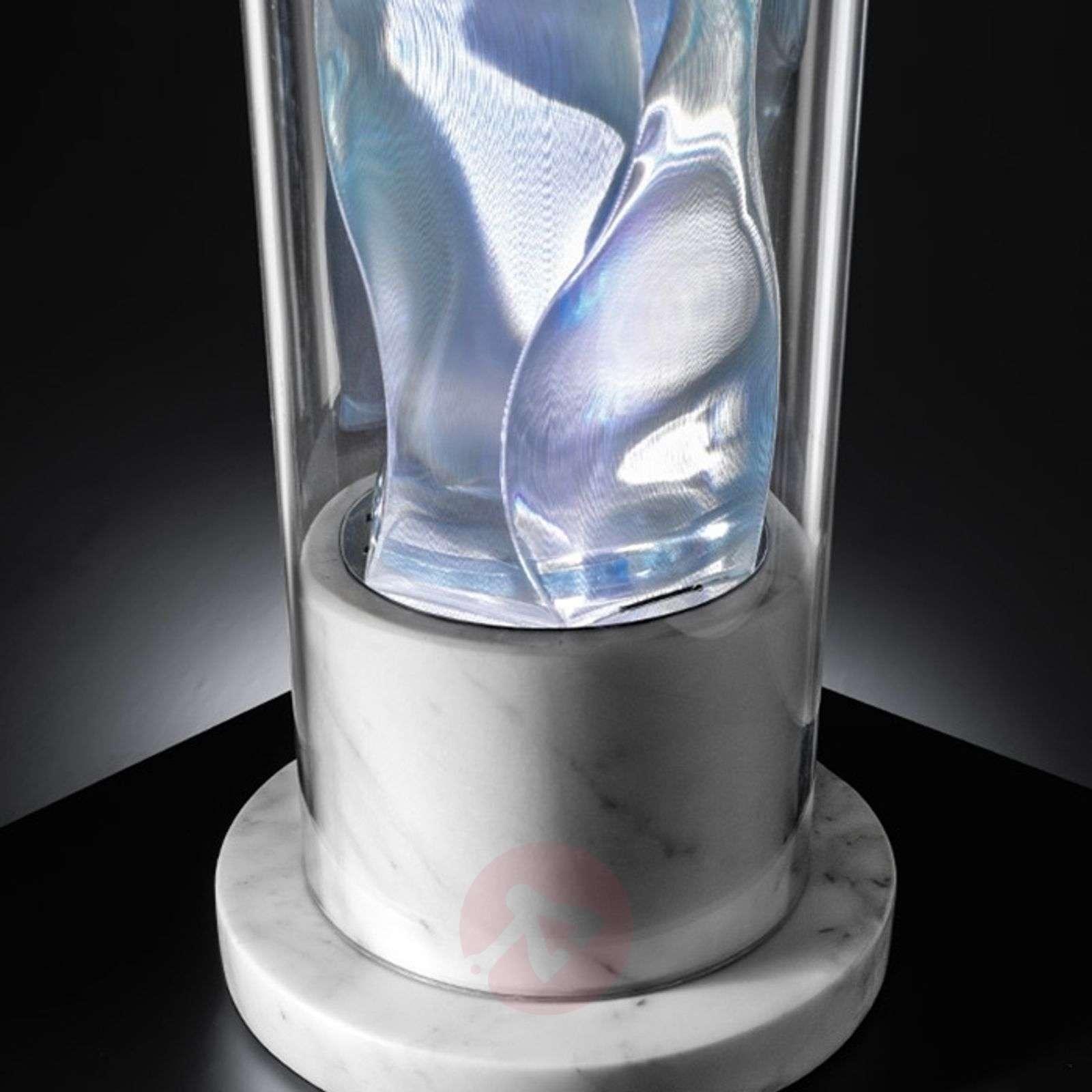 Pylväsmallinen LED-lattiavalaisin Helios-8503198-01