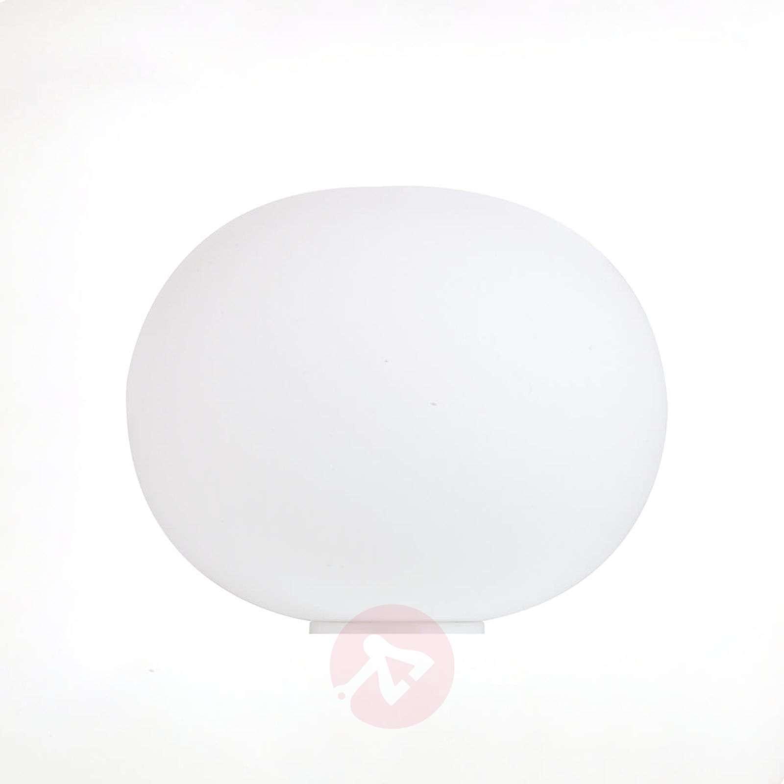 Pyöreä kupupöytävalaisin GLO-BALL-3510025X-03