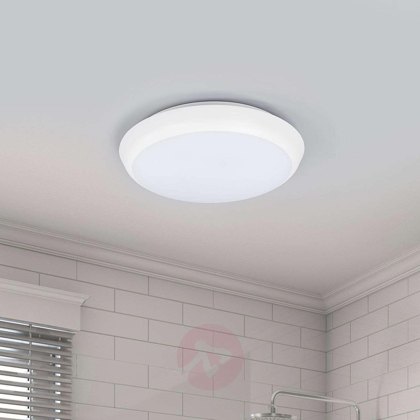 Pyöreä LED-kattovalaisin Augustin, 20cm-9967008-01