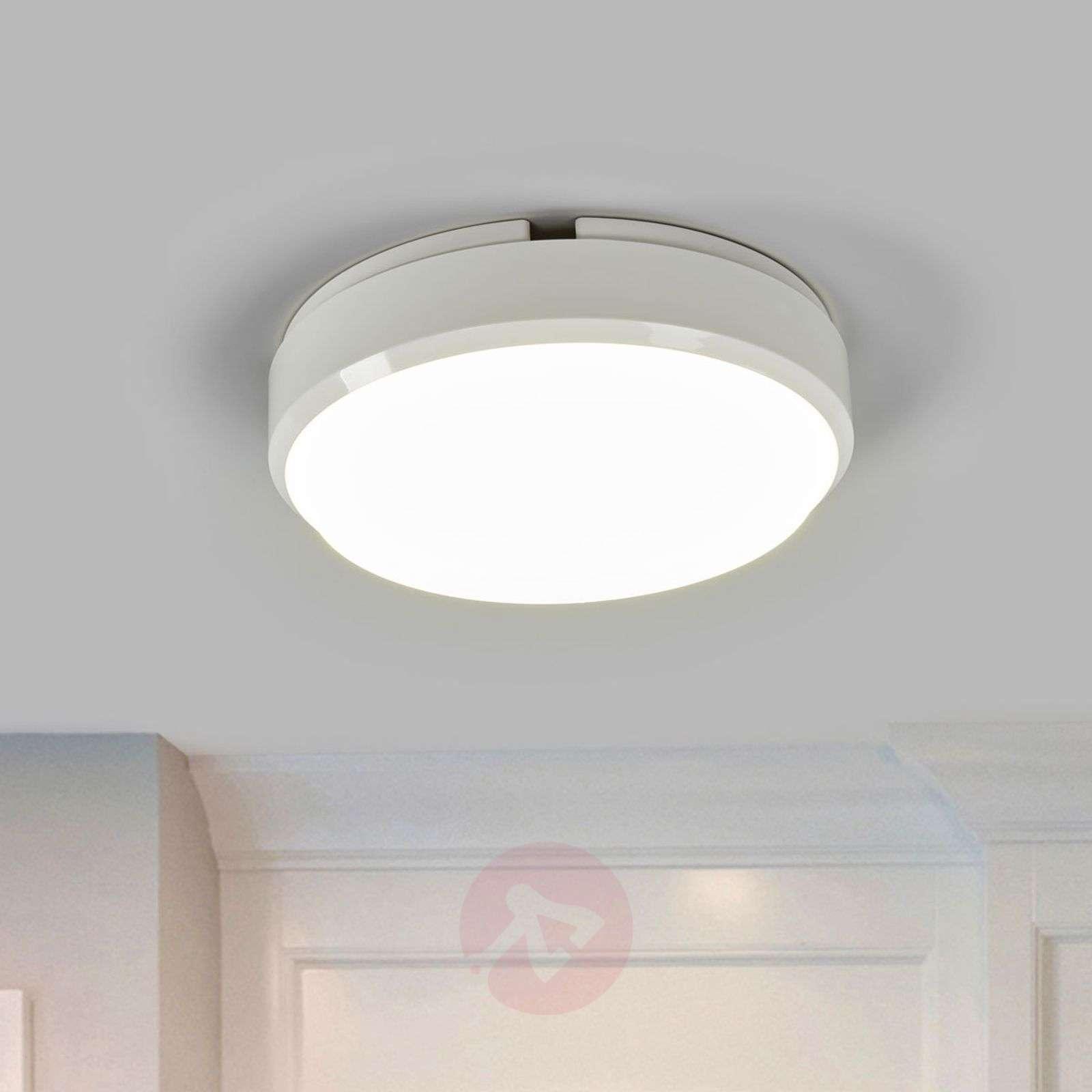 Pyöreä LED-kattovalaisin Bulkhead tunnistimella-8559218-02