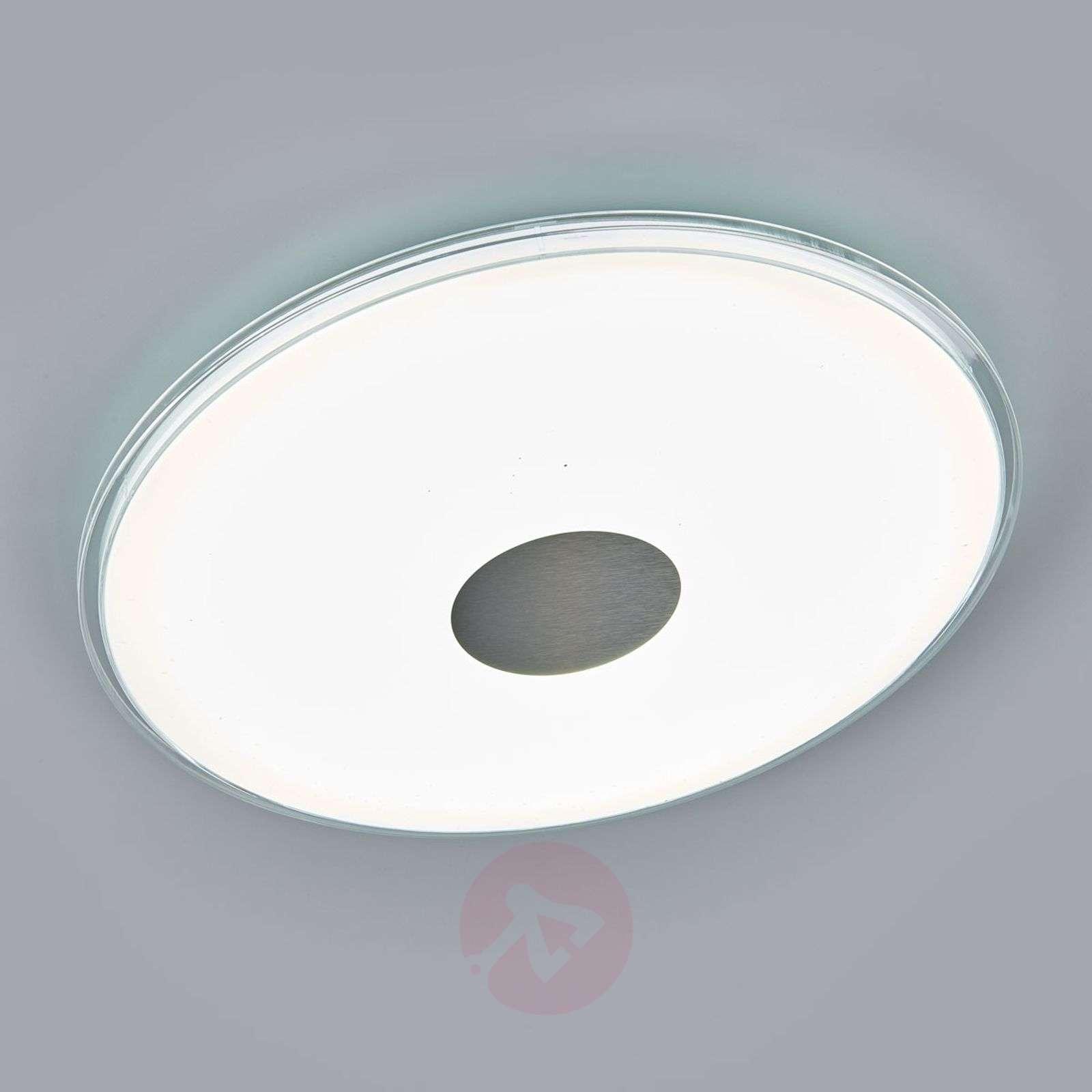 Pyöreä LED-kattovalaisin Shogun, kimallus-9005253-011