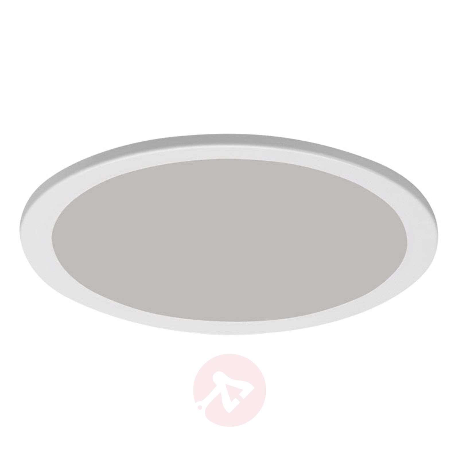 Pyöreä upotettava LED-alasvalo SBLG, valkoinen-6067035X-01