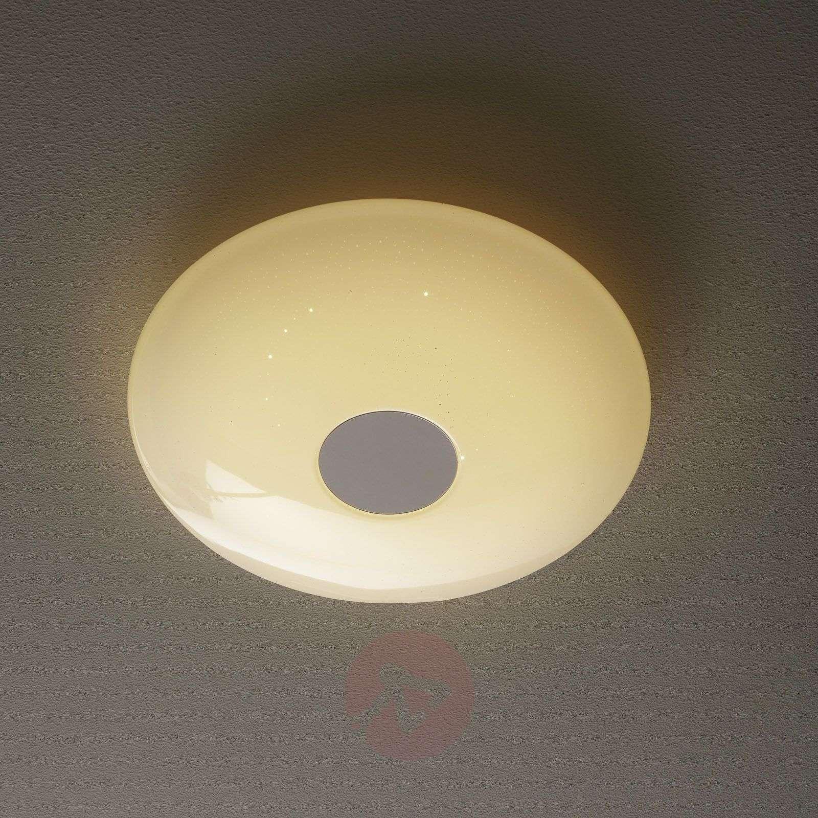 Pyöreä Voltago-C-LED-kattovalaisin, ohjattava-3032068-01