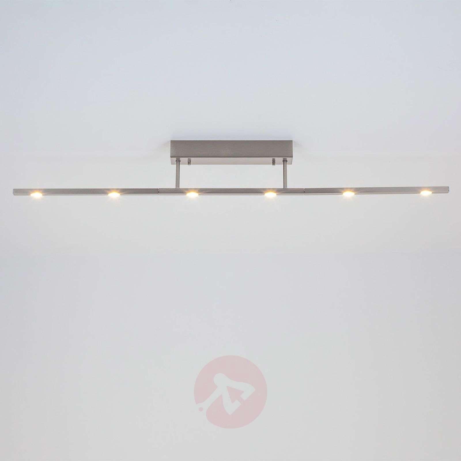 Pyörivä LED-kattovalaisin Tolu, 120 cm-6722008-01