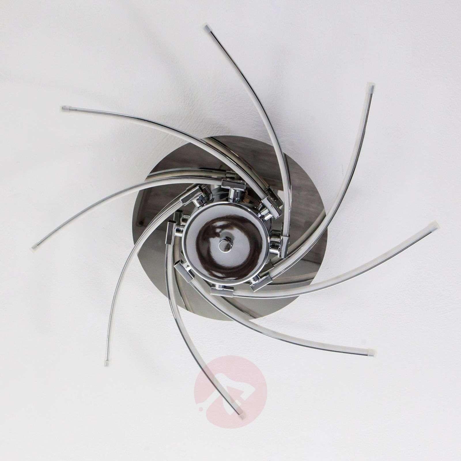 Pyörretty LED-kattovalaisin Hanne-9990009-01