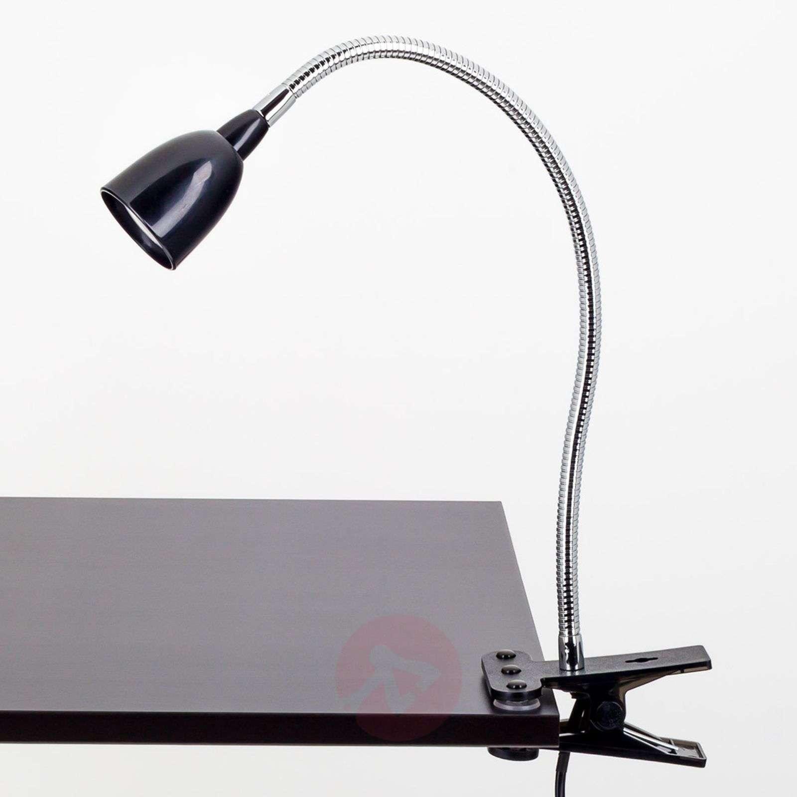 Rabea musta LED-työpöytävalaisin-9643007-01