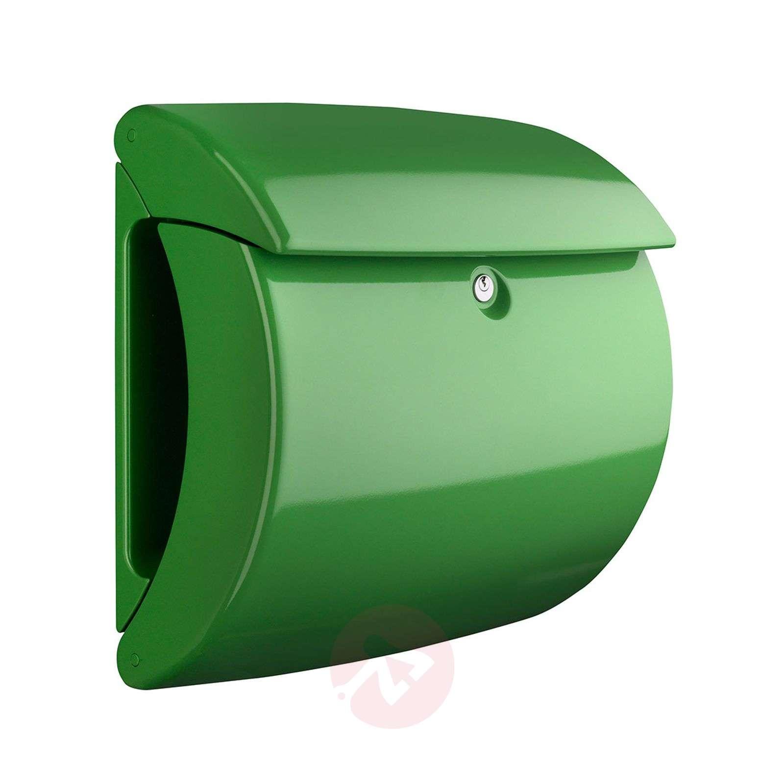 Raikkaan vihreä Piano 886-postilaatikko-1532125-01