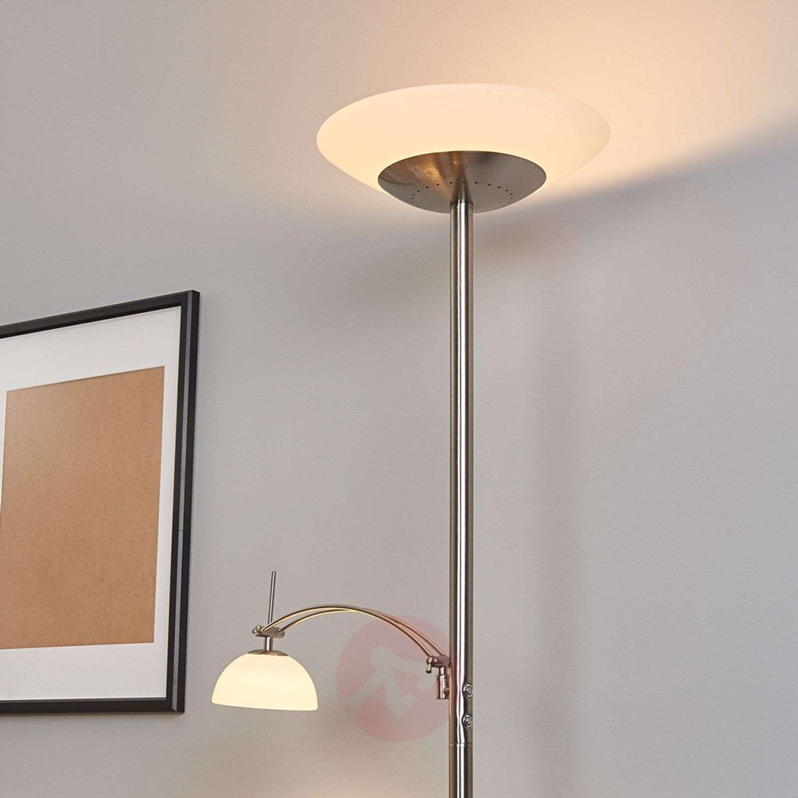 Raiko LED-jalkalamppu/lukulamppu, himmennettävä-4018078-02