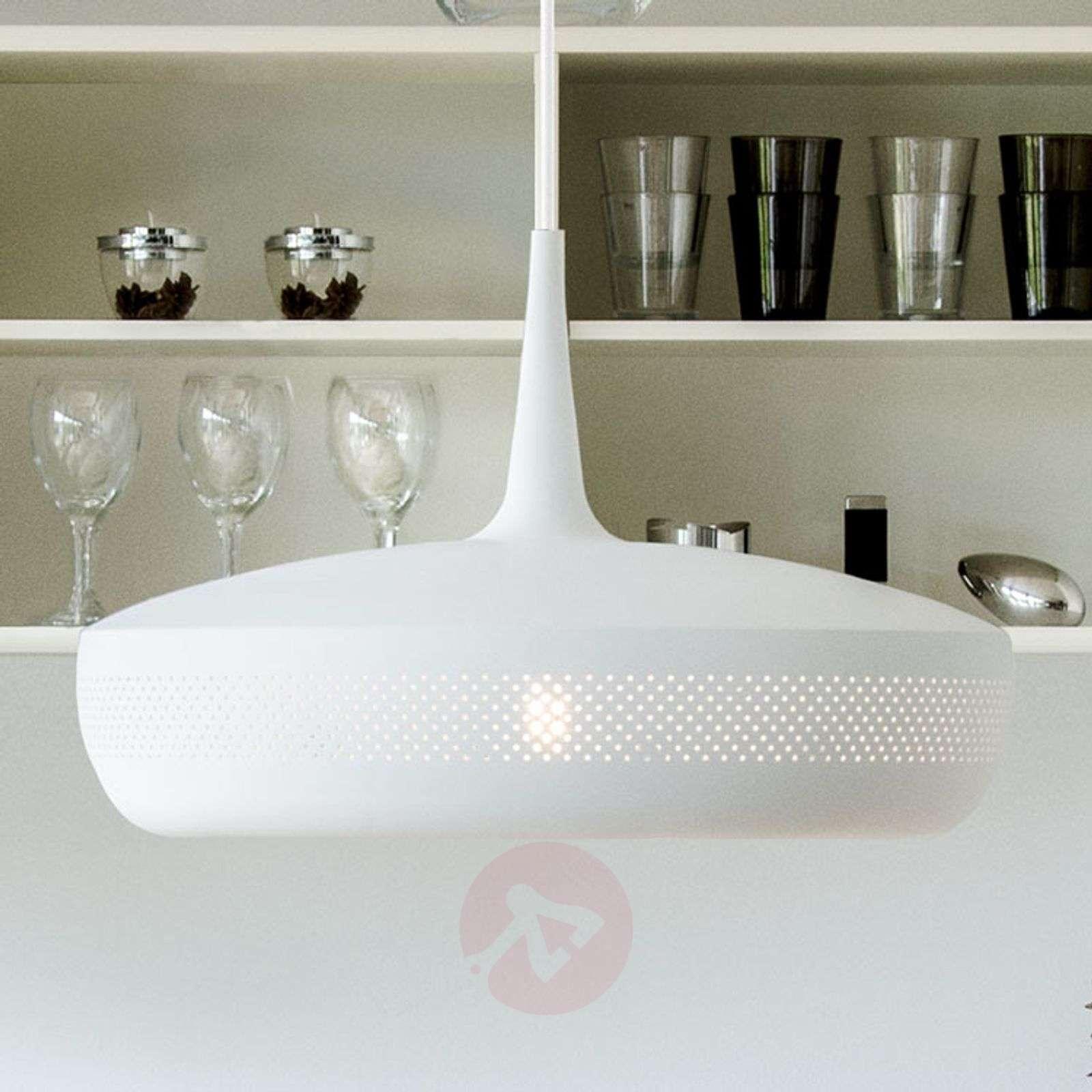 Retrotyylin riippuvalaisin Clava Dine, valkoinen-9521063-01