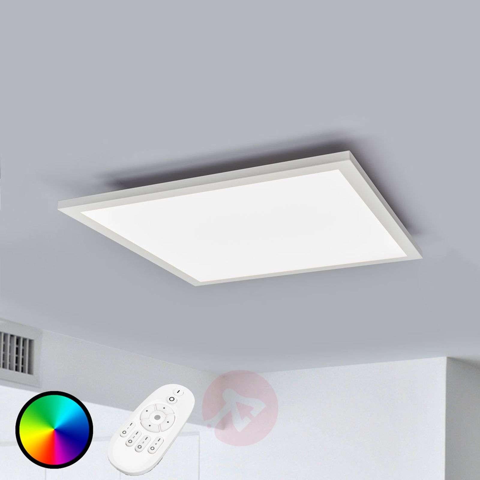 RGB-LED-paneeli Milian kaukosäädöllä-7620028-02