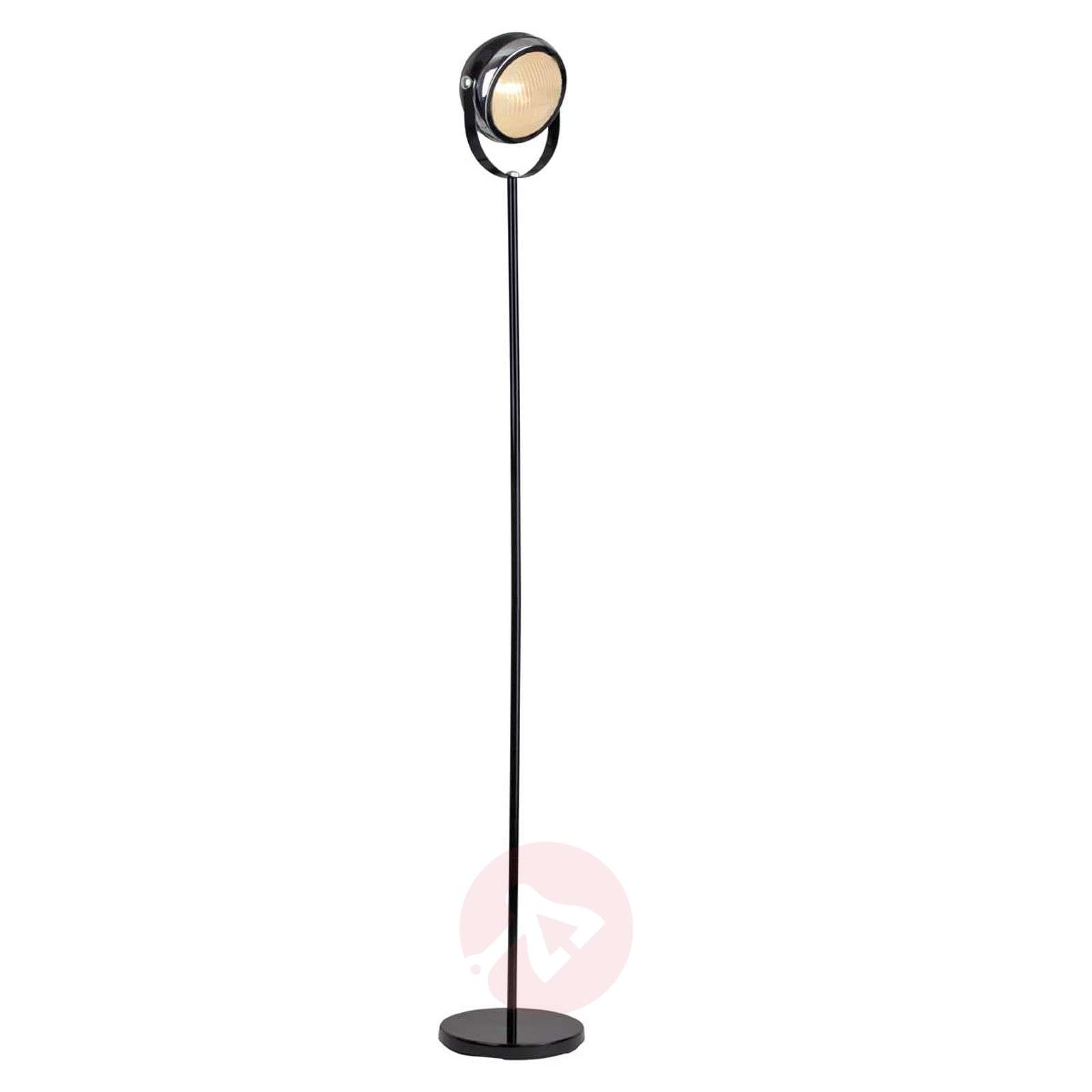 RIDER-lattiavalaisin spotilla, musta-1507174-01