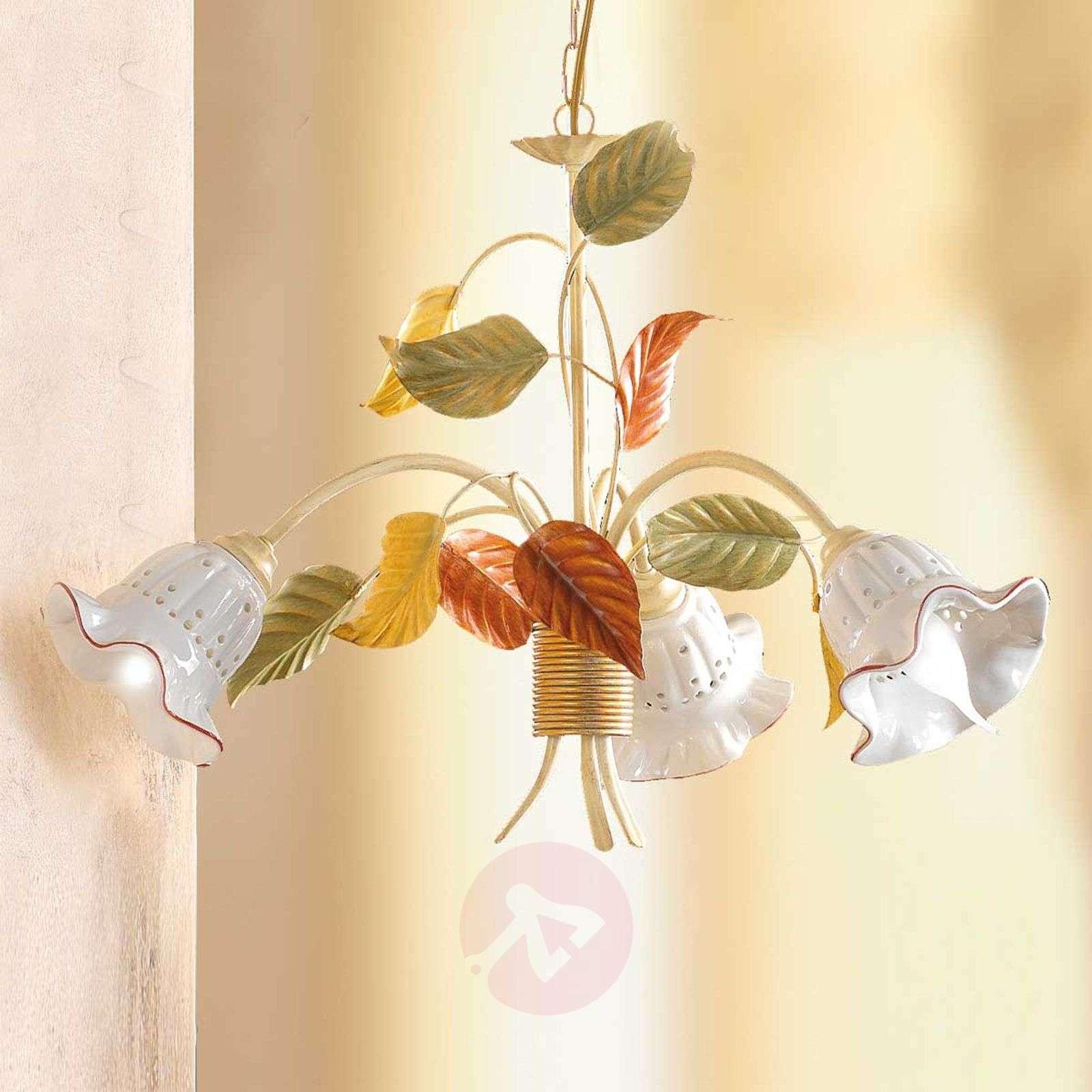 Riippuvalaisin Flora firenzeläiseen tyyliin-2013071-01