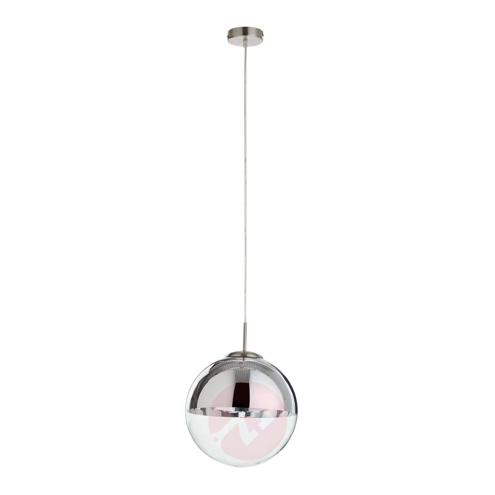 Riippuvalaisin Ravena lasikuulilla, 1-lamppuinen-4018147-02