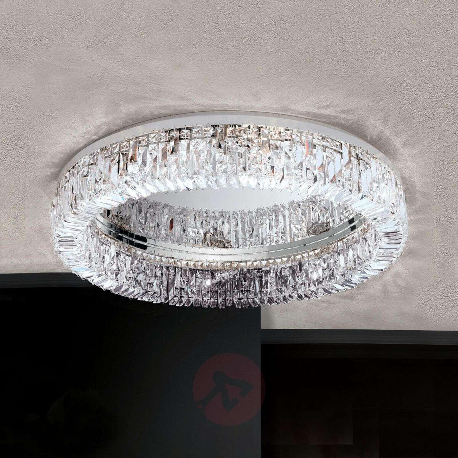 Ring-kattovalaisin Schöler-kristalleilla-7255249X-01