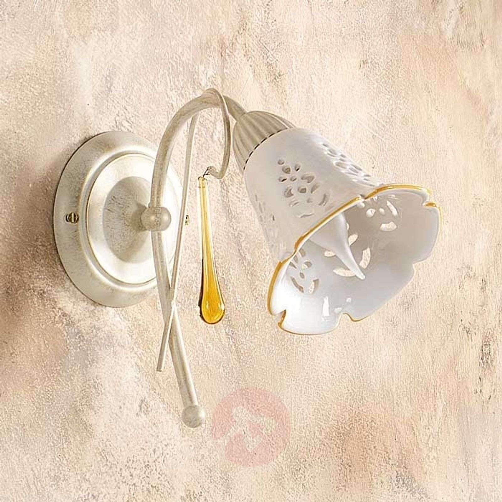 Romanttinen seinävalaisin Cocce-2013078-01