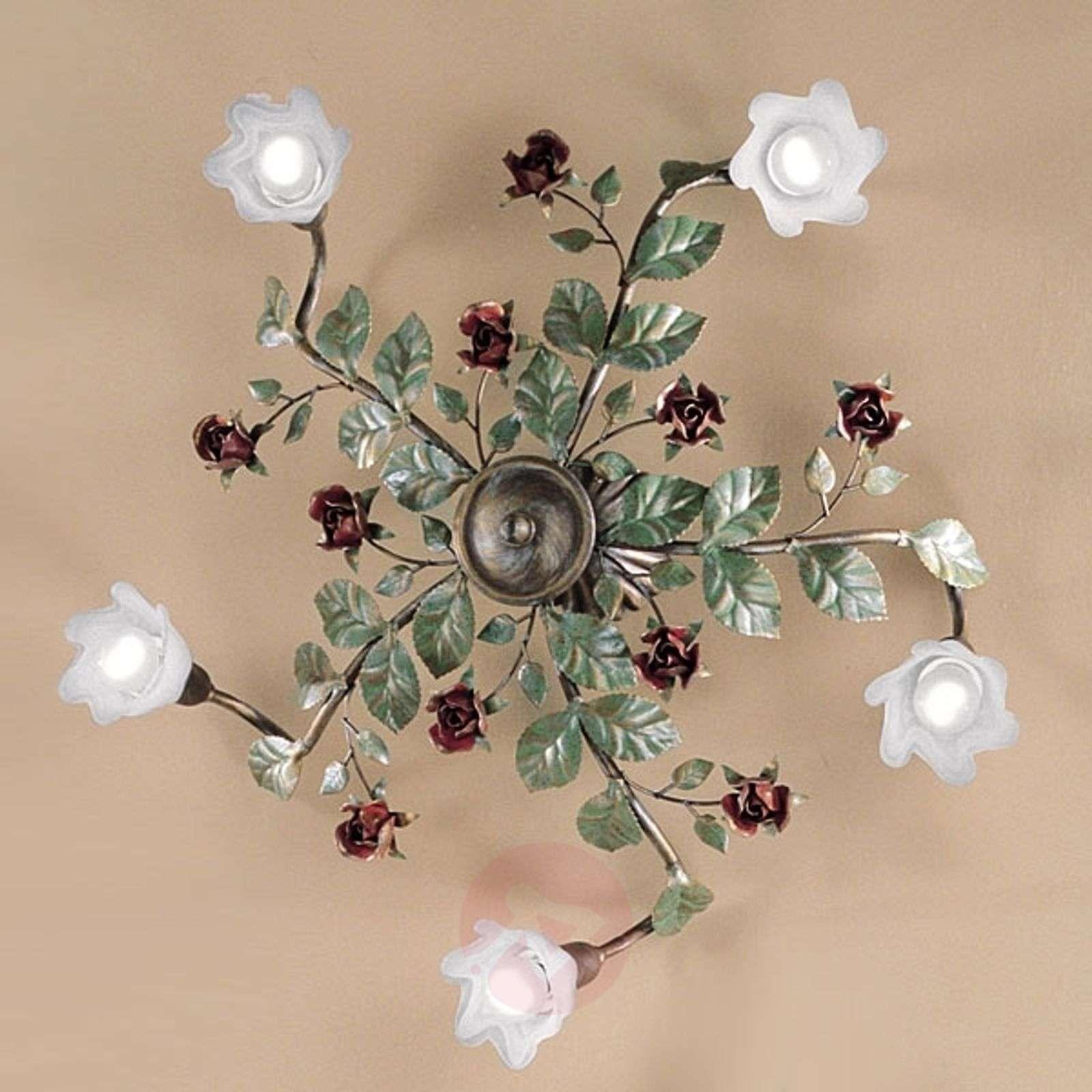 Rosaio-kattolamppu, pyöreä-5505214X-01