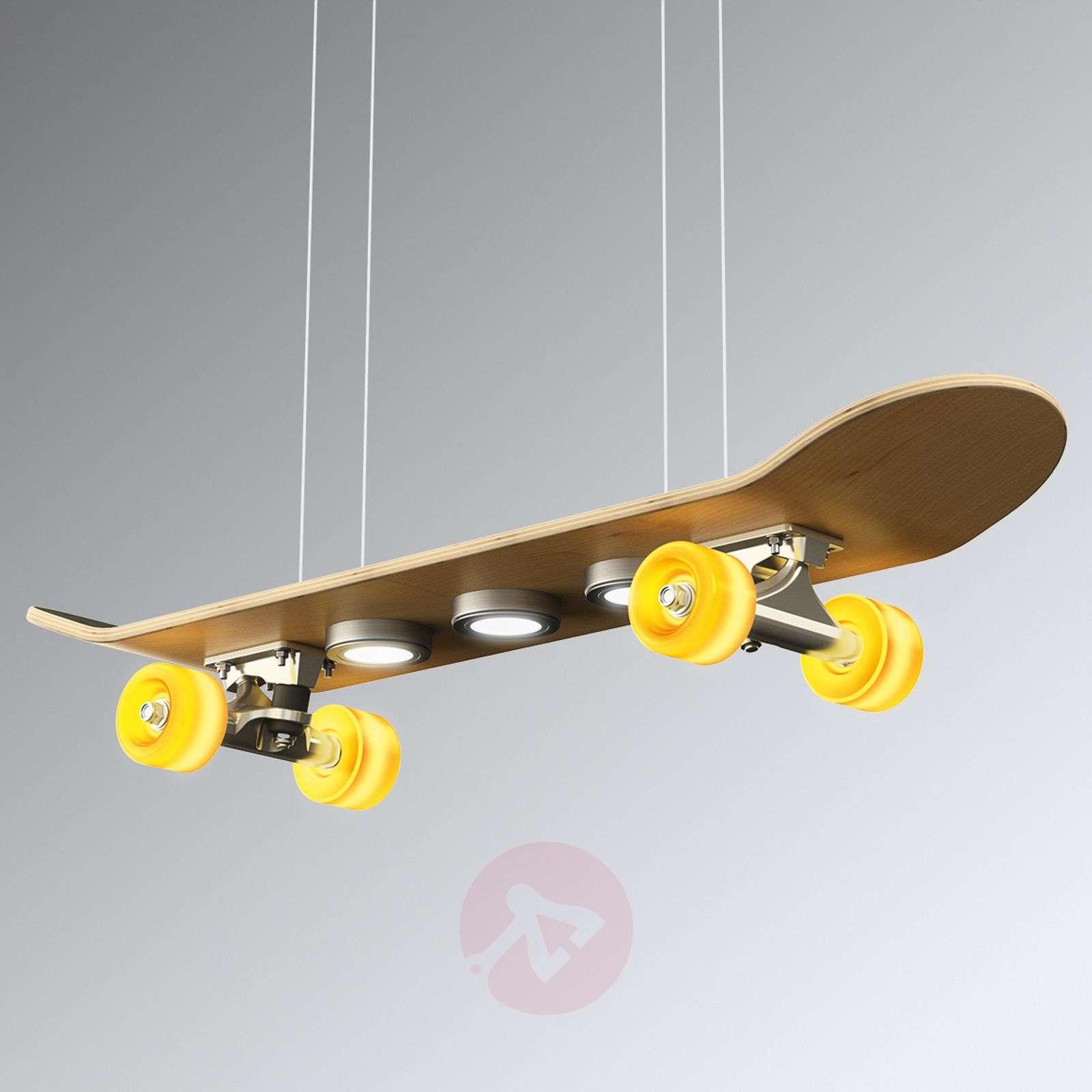 Rullalautamainen Light Cruiser-LED-riippuvalaisin-3025309-01