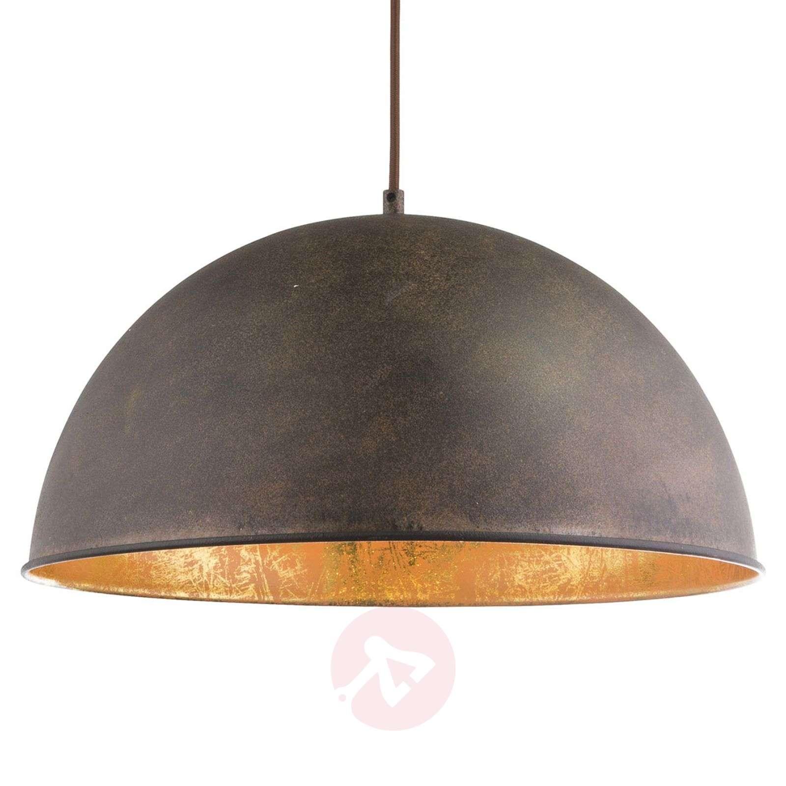 Ruosteenvär. metallinen riippuvalaisin Xirena I-4015068-01