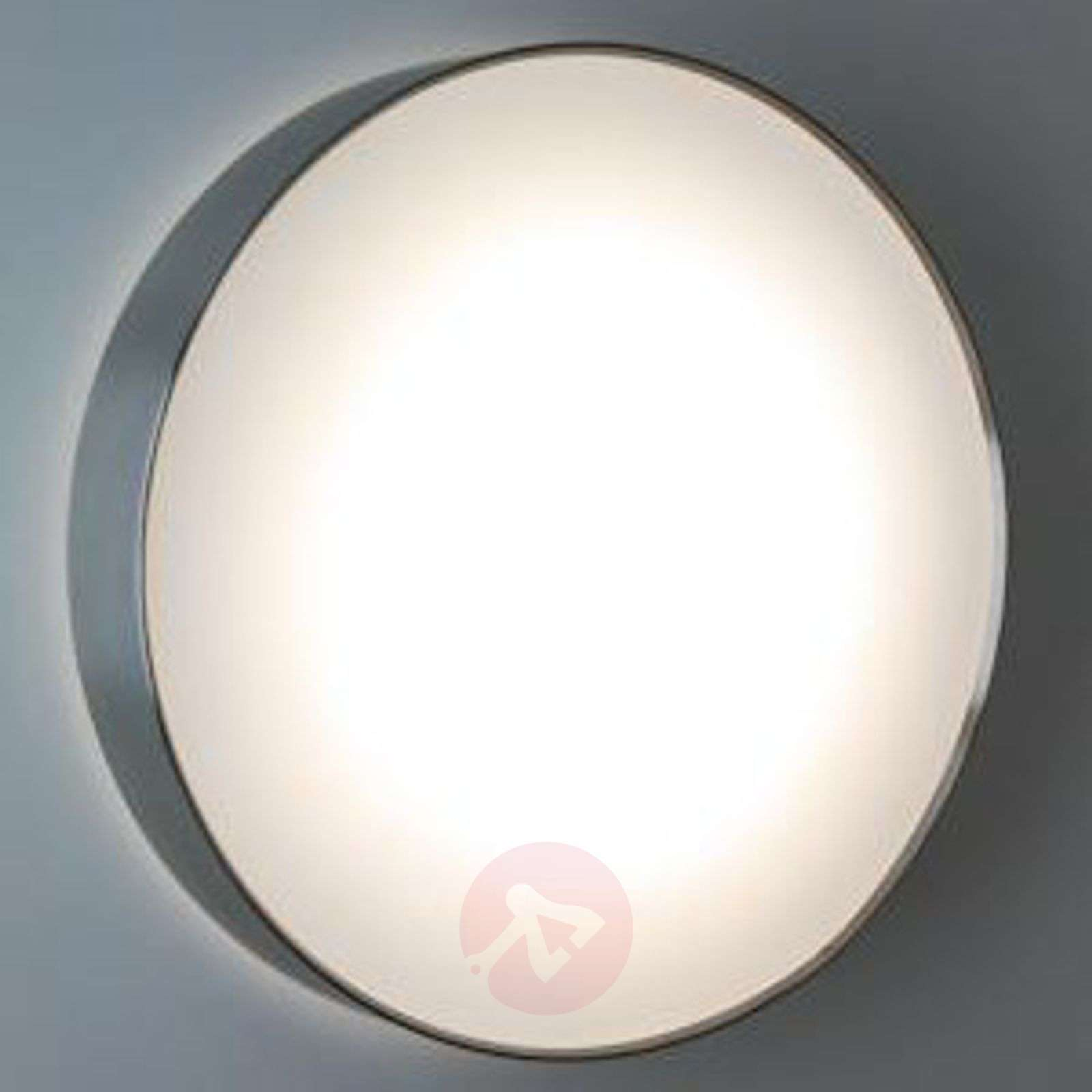 Ruostumaton LED-valaisin SUN 4 13W tunnistimella-1018196-02