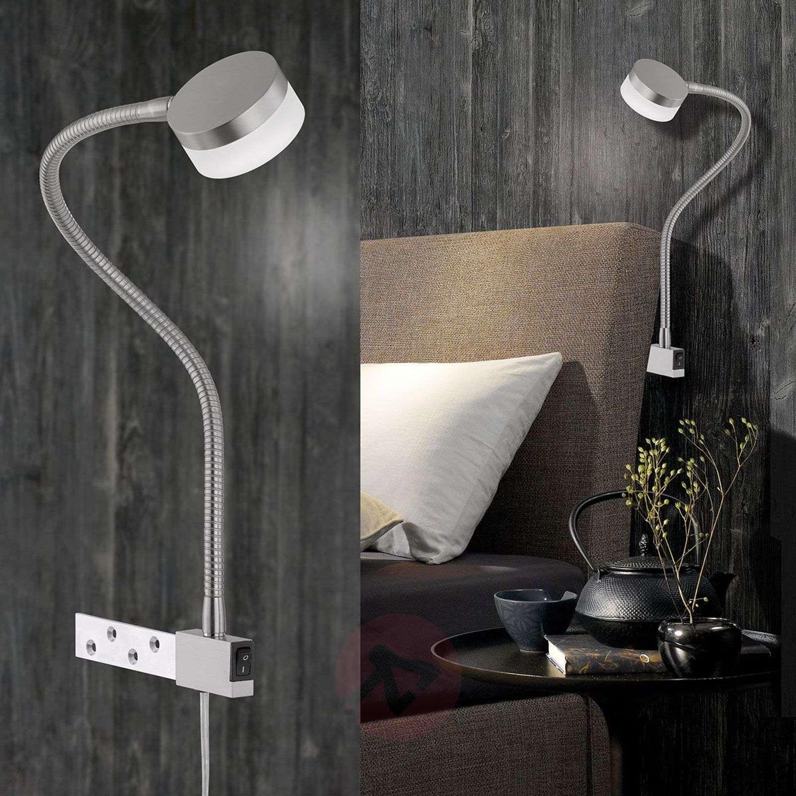 Säädettävä LED-klipsivalaisin Lug-4581365-01