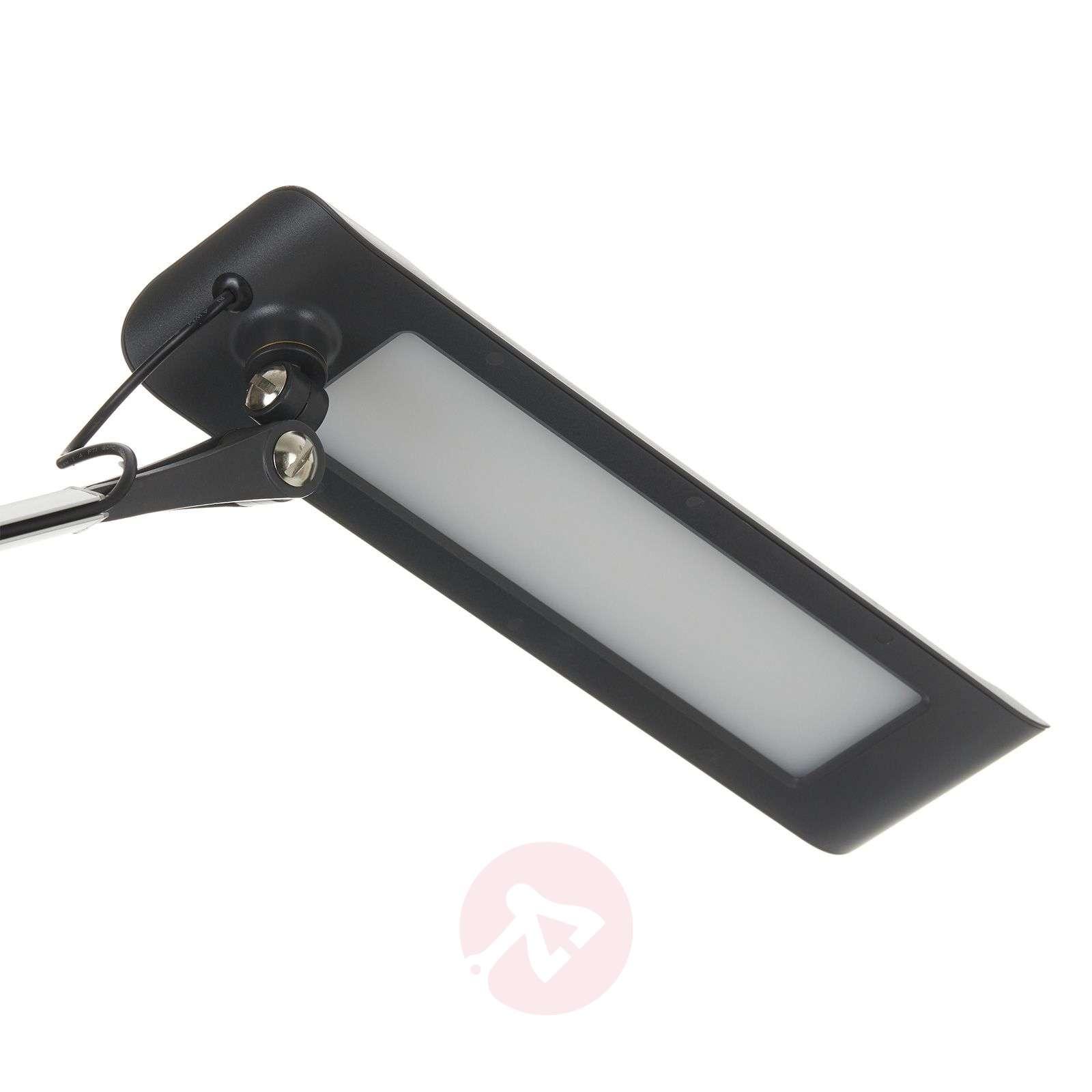 Säädettävä LED-pöytävalaisin Sammy-1003141-03
